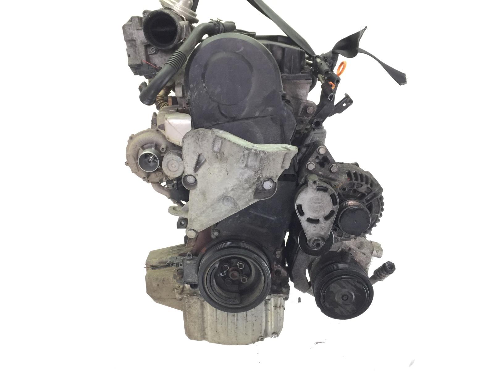 Двигатель Volkswagen Polo 1.4 TDI 2008 (б/у)