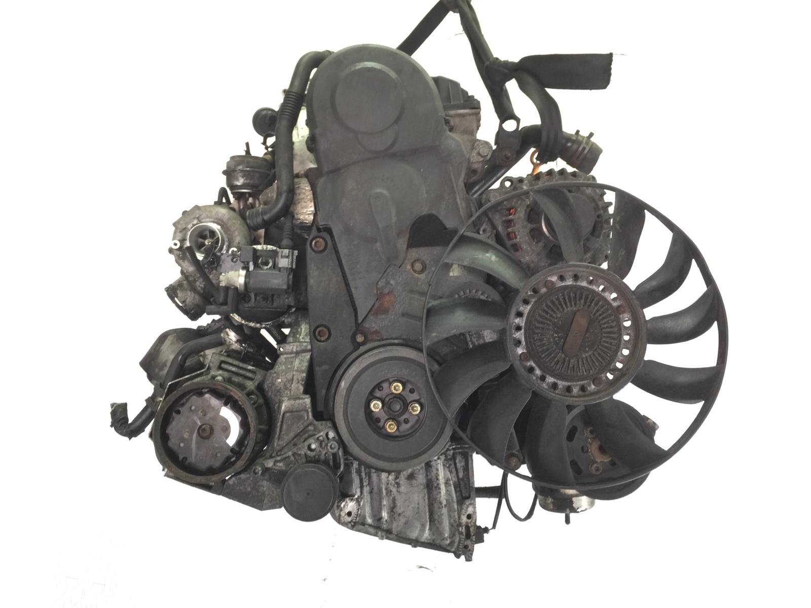 Двигатель Audi A4 B6 1.9 TDI 2002 (б/у)