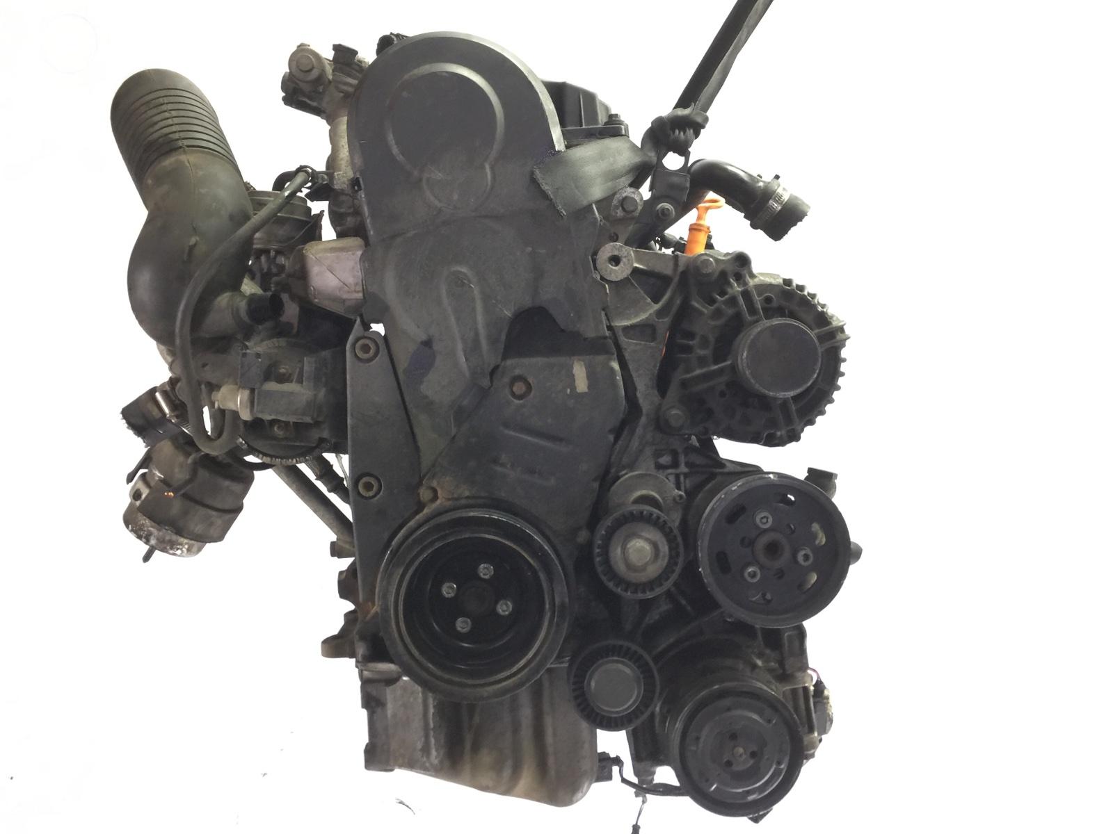 Двигатель Audi A4 B6 1.9 TDI 2004 (б/у)