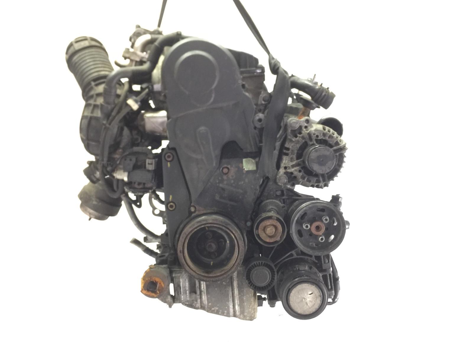 Двигатель Audi A4 B7 1.9 TDI 2006 (б/у)