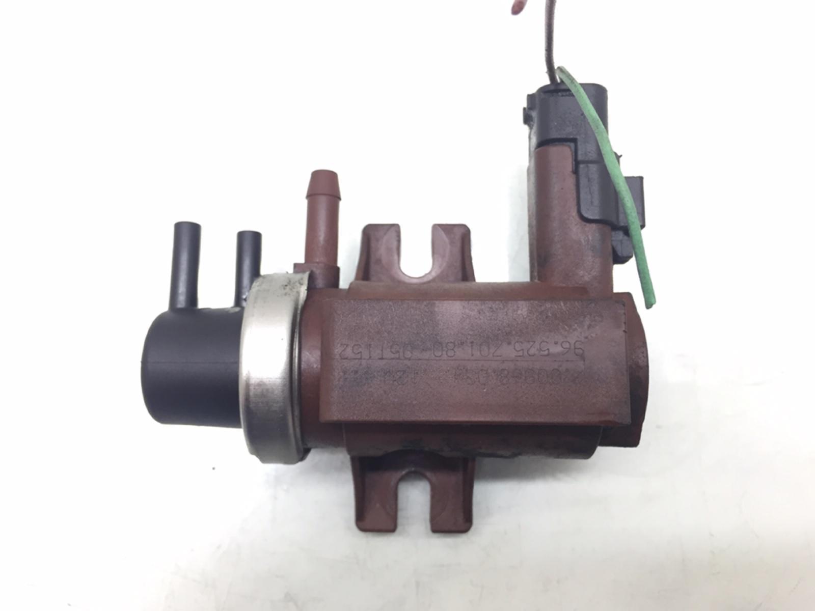 Клапан электромагнитный Peugeot 307 1.6 HDI 2005 (б/у)