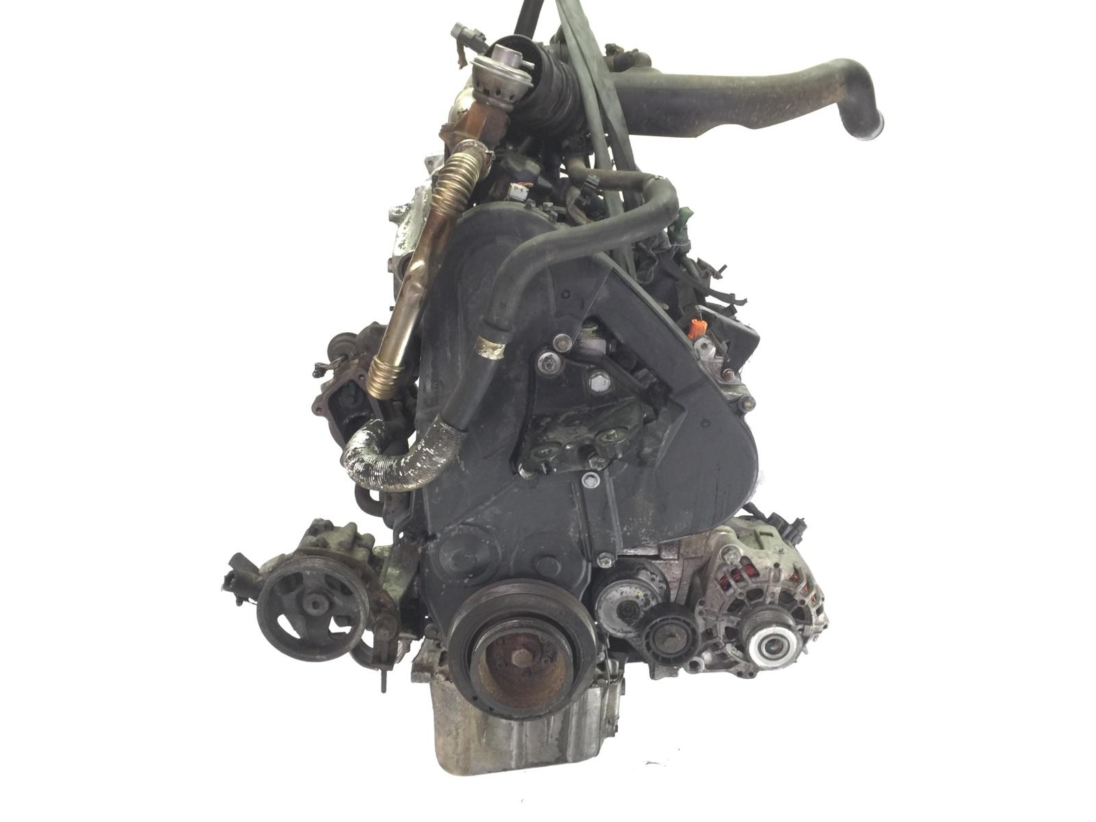 Двигатель Citroen Jumper 2.2 HDI 2004 (б/у)