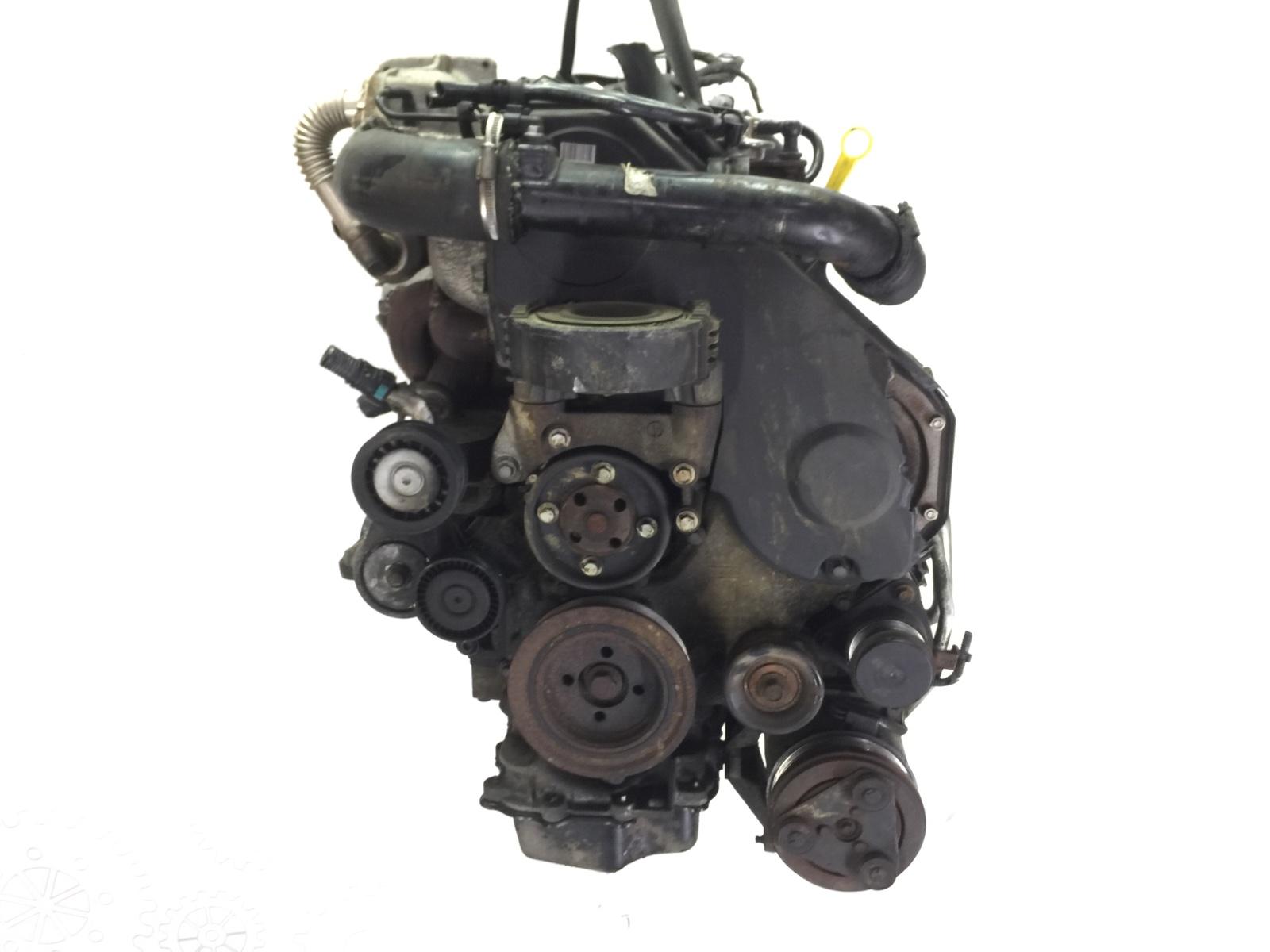 Двигатель Ford Focus 1.8 TDCI 2009 (б/у)
