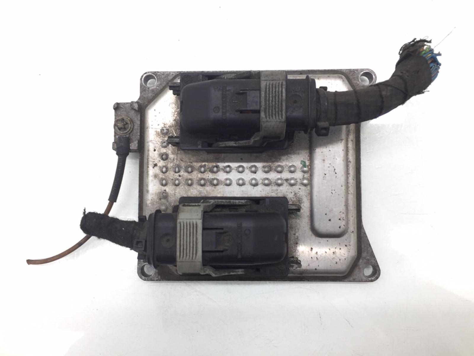 Блок управления двигателем Opel Vectra C 1.8 I 2008 (б/у)