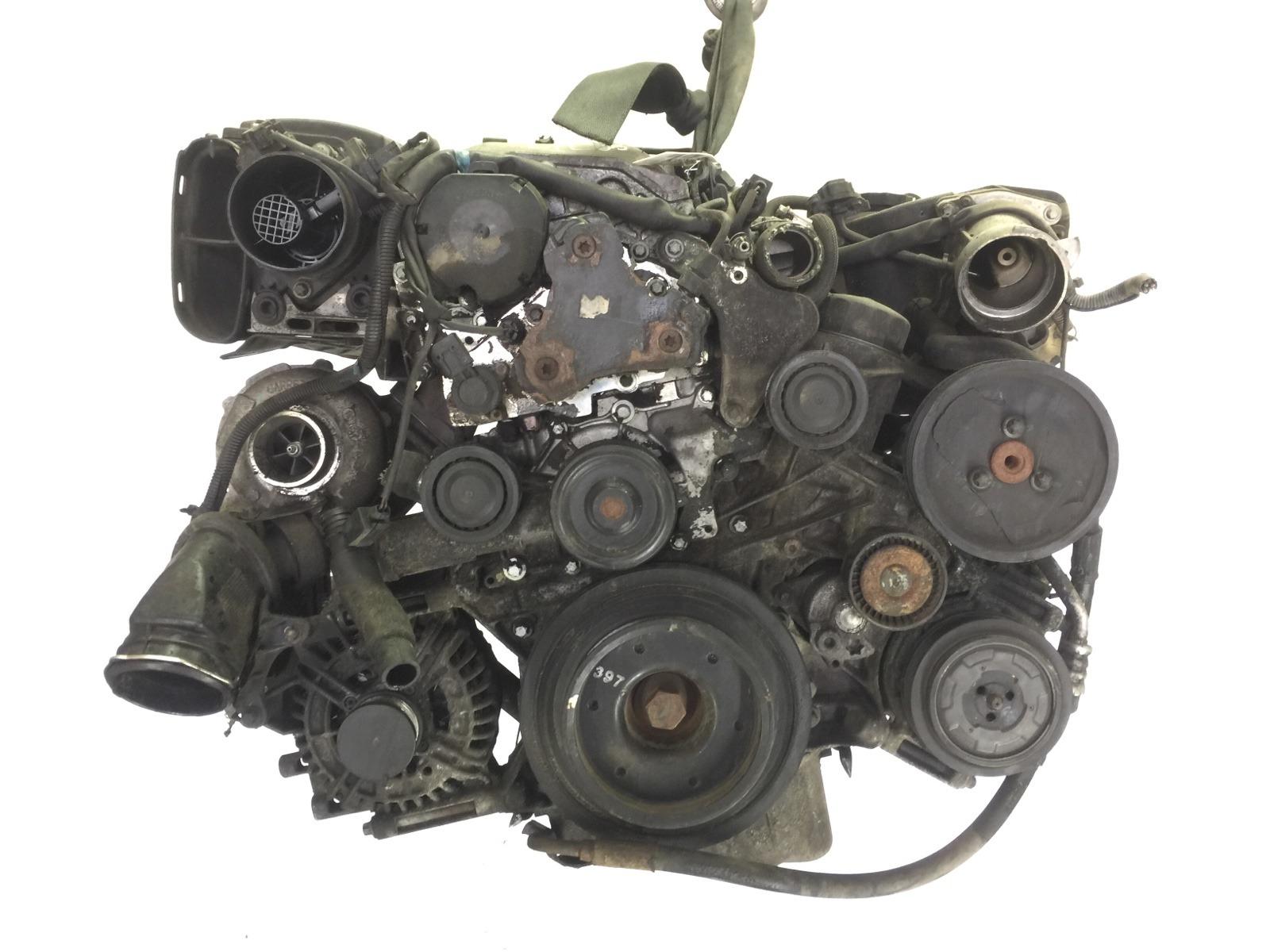 Двигатель Mercedes E W211 2.7 CDI 2005 (б/у)