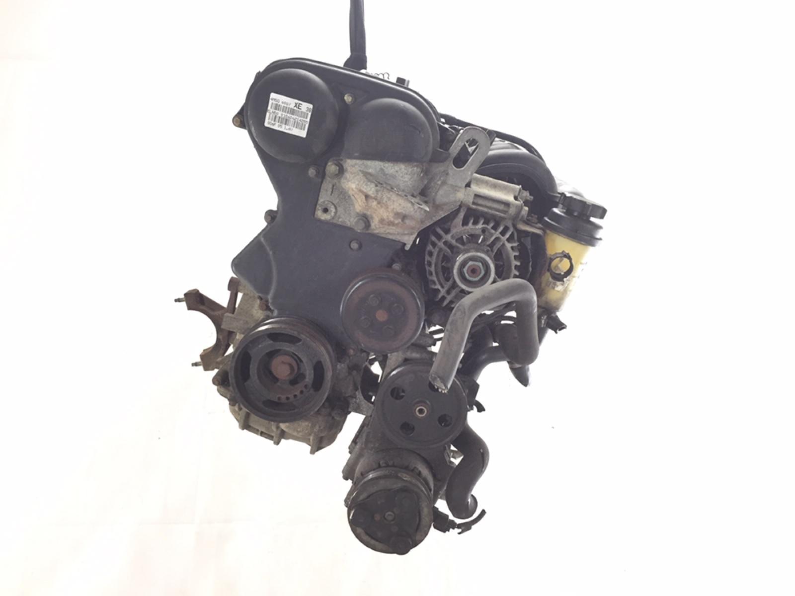 Двигатель Ford Focus 2 1.6 I 2006 (б/у)