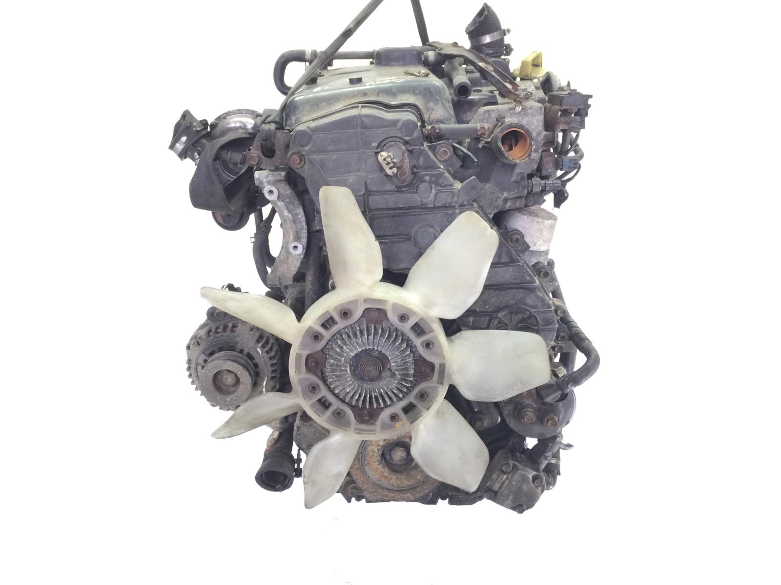Двигатель Isuzu Trooper 3.0 TD 2003 (б/у)
