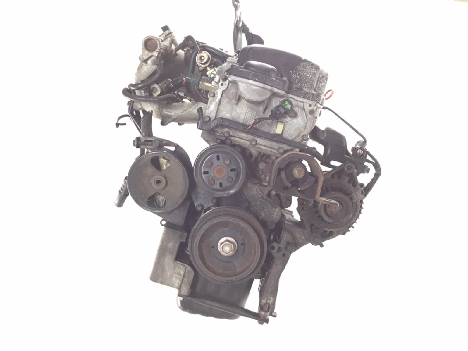 Двигатель Nissan Almera N16 1.8 I 2002 (б/у)