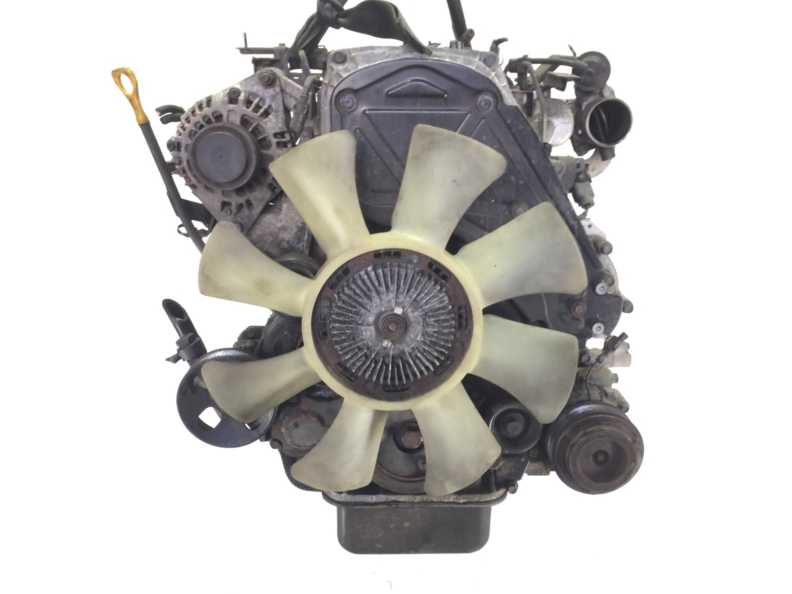 Двигатель Kia Sorento 2.5 CRDI 2004 (б/у)
