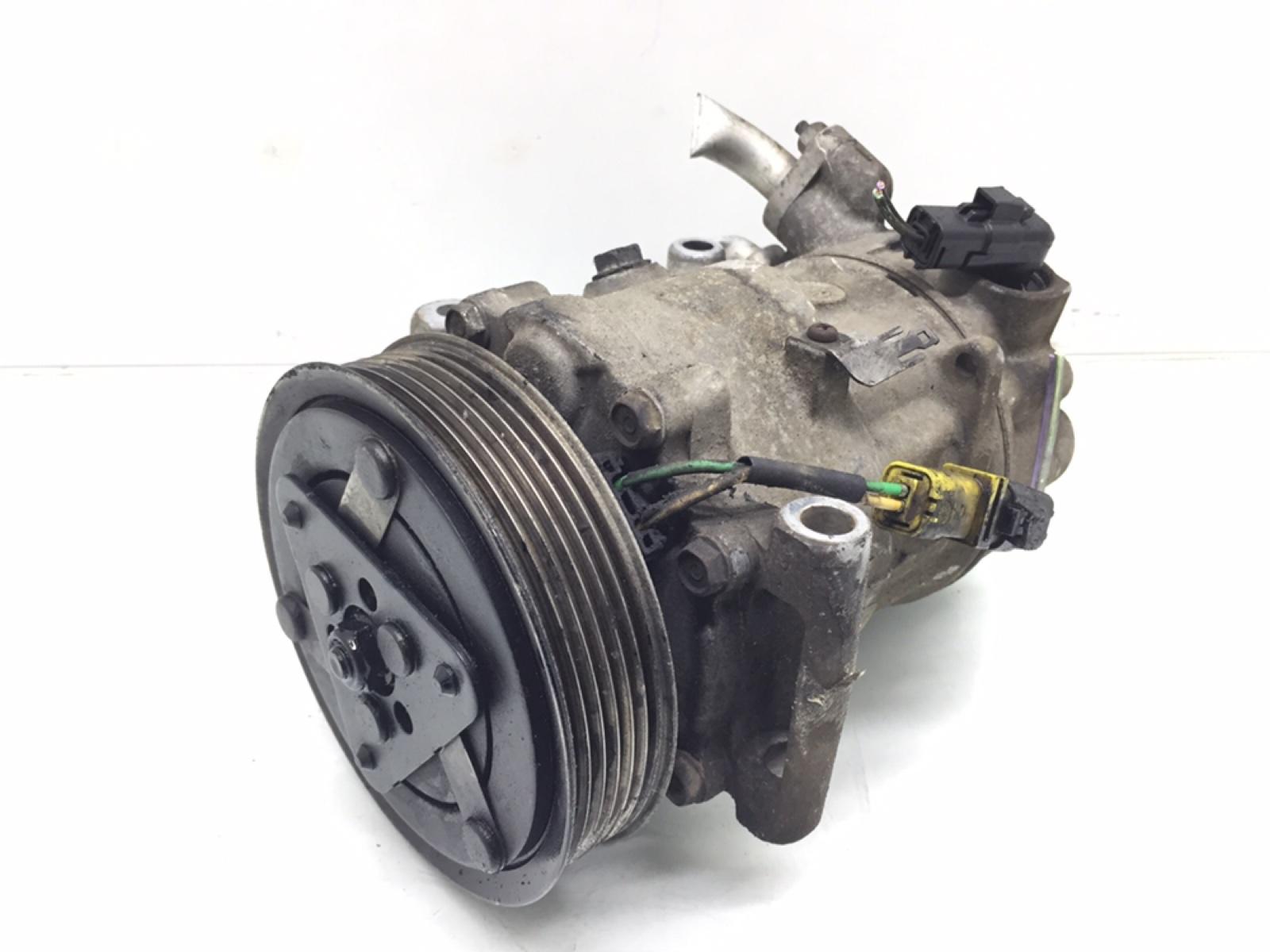 Компрессор кондиционера Citroen C4 1.6 HDI 2004 (б/у)