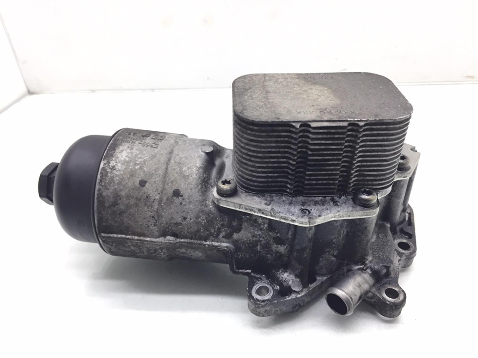 Корпус масляного фильтра Citroen C4 1.6 HDI 2004 (б/у)