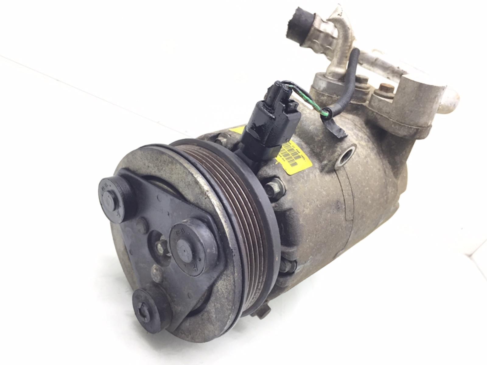 Компрессор кондиционера Ford Focus 1.6 I 2007 (б/у)