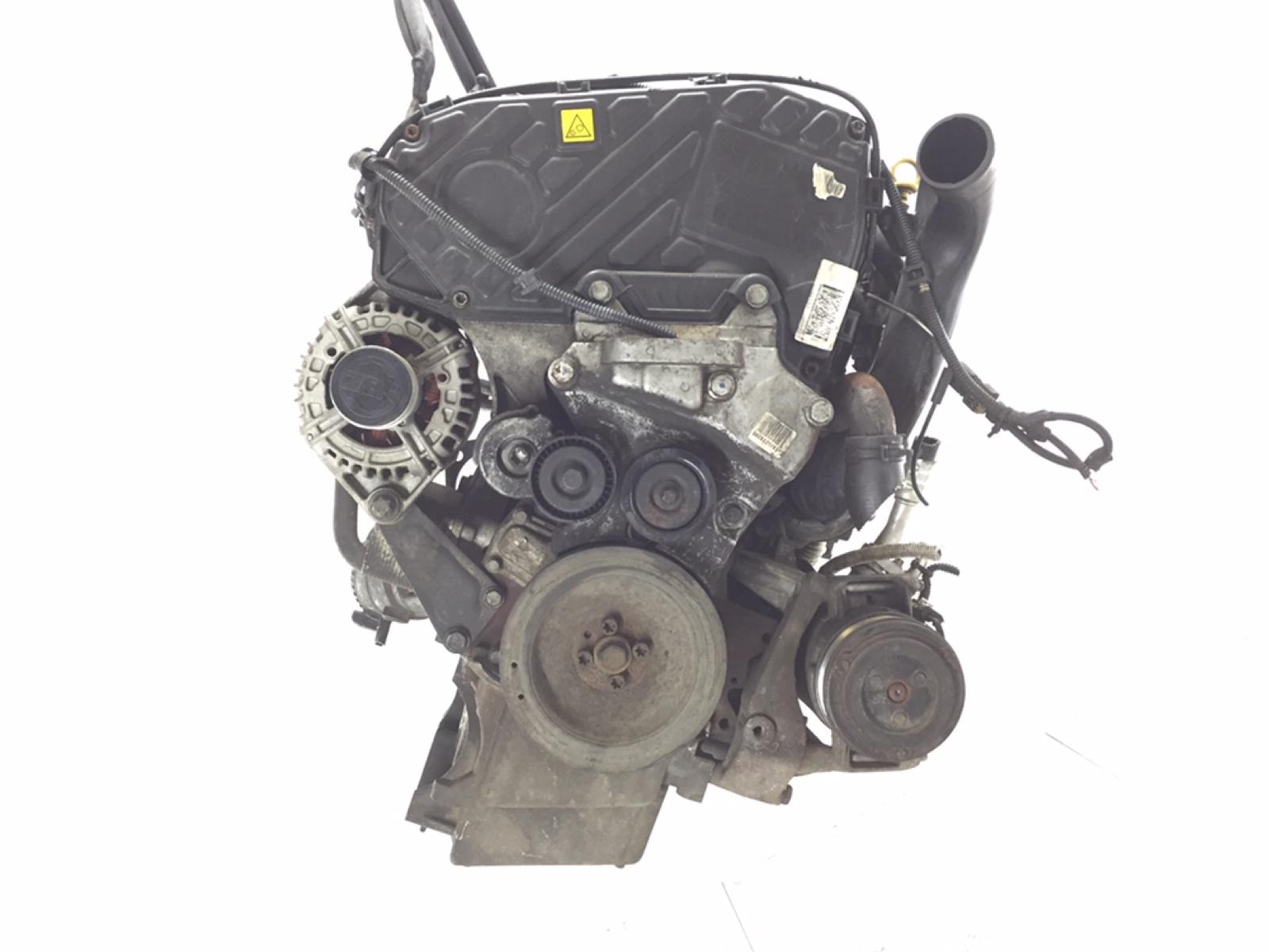 Двигатель Opel Astra H 1.9 CDTI 2008 (б/у)