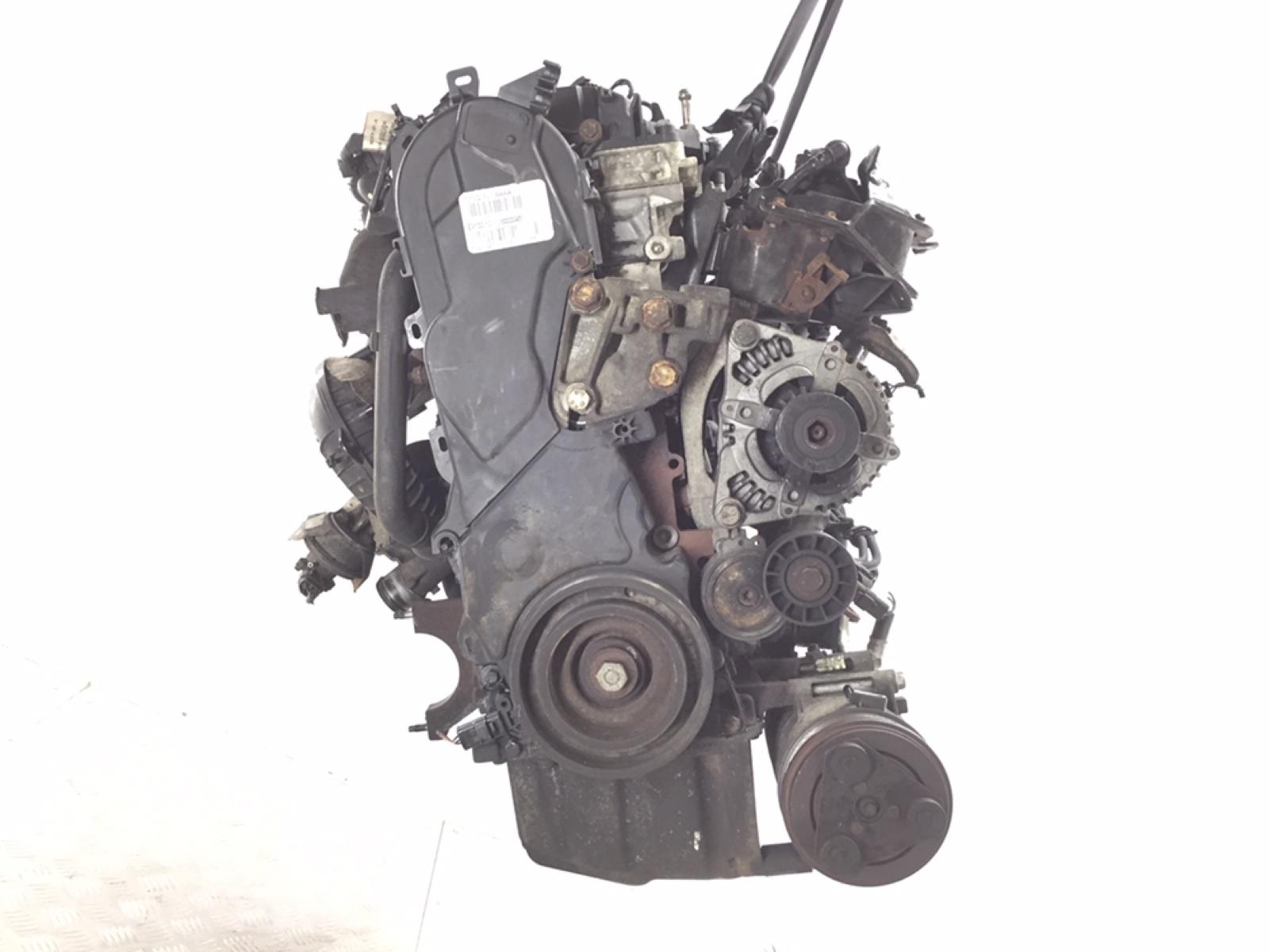 Двигатель Ford Focus 2 2.0 TDCI 2009 (б/у)