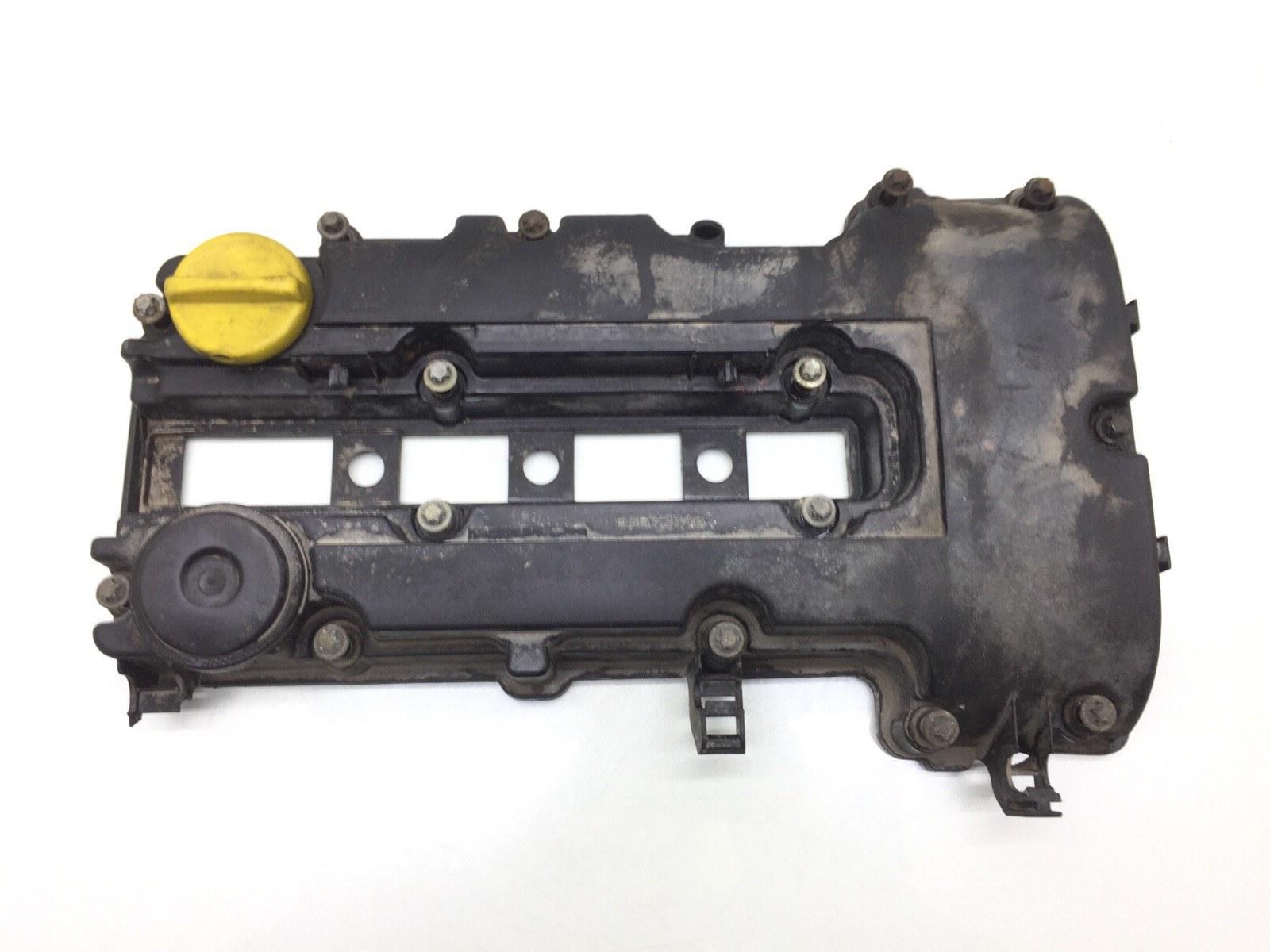 Клапанная крышка Opel Corsa D 1.2 I 2011 (б/у)