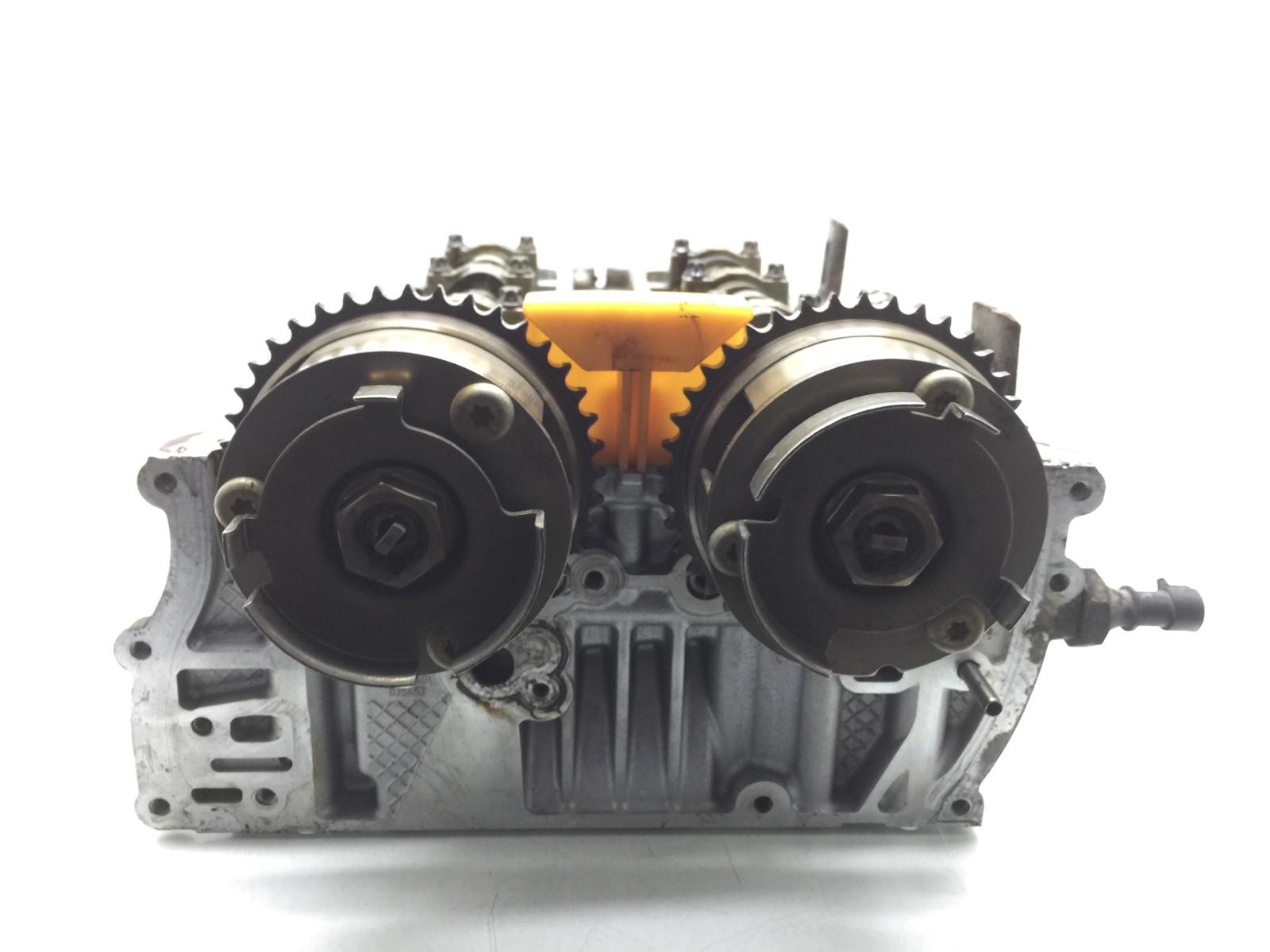 Головка блока цилиндров Opel Corsa D 1.2 I 2011 (б/у)