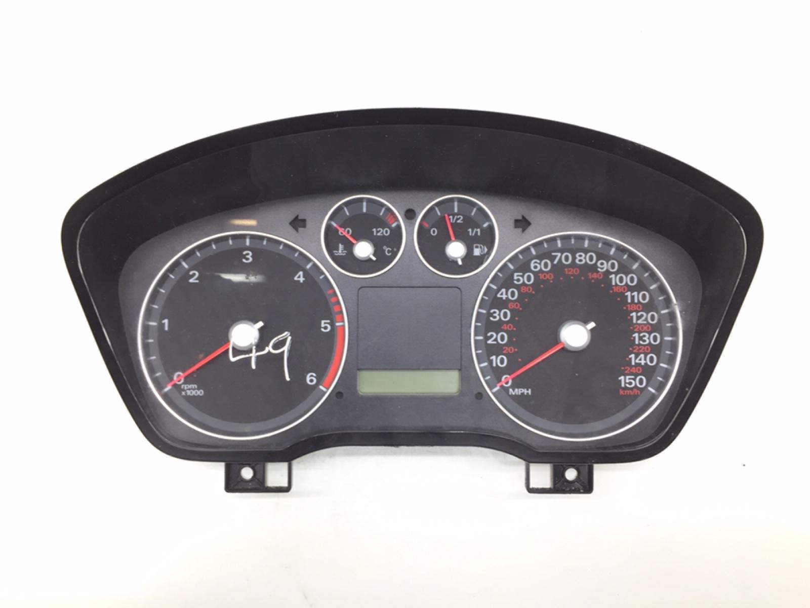 Щиток приборов (приборная панель) Ford Focus 1.8 TDCI 2005 (б/у)