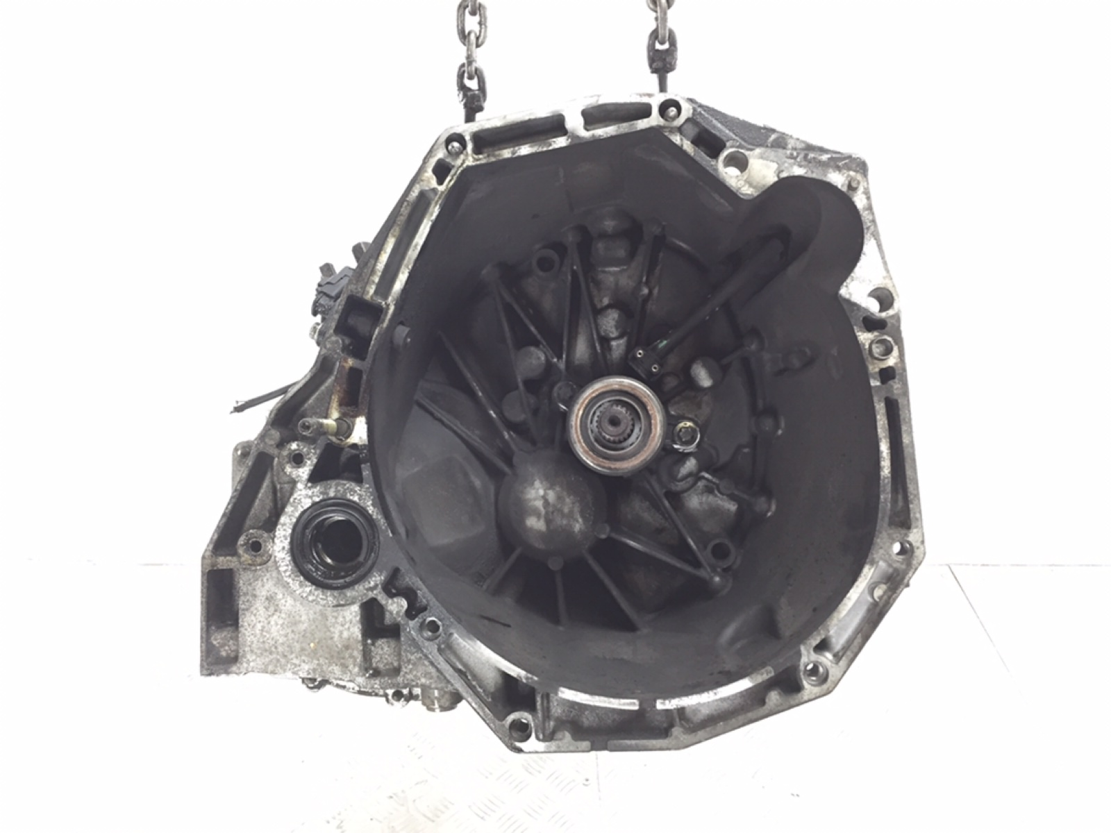 Кпп механическая (мкпп) Renault Scenic 2 1.6 I 2007 (б/у)