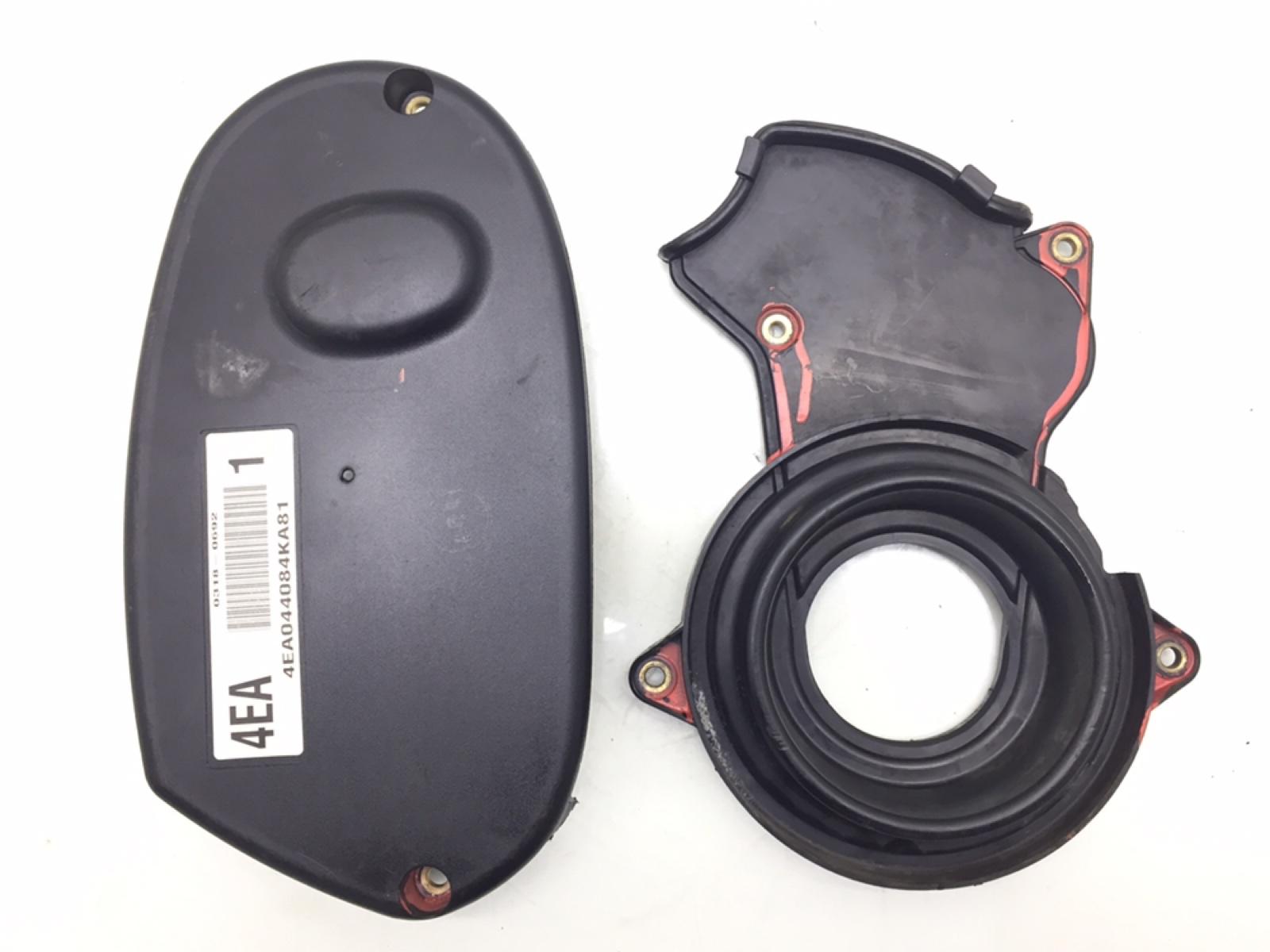 Защита (кожух) ремня грм Chevrolet Aveo T250 1.4 I 2010 (б/у)