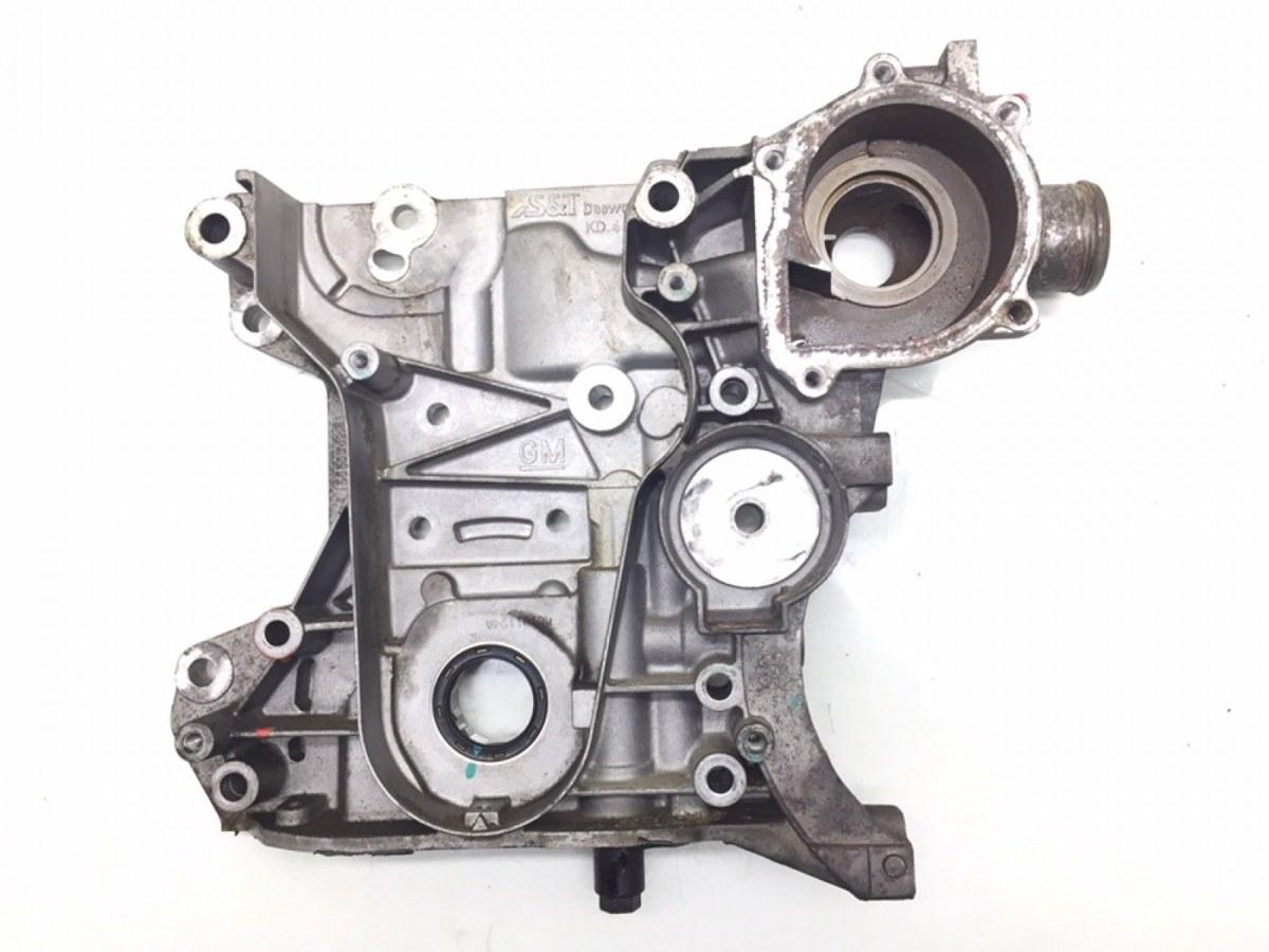 Насос масляный Chevrolet Aveo T250 1.4 I 2010 (б/у)