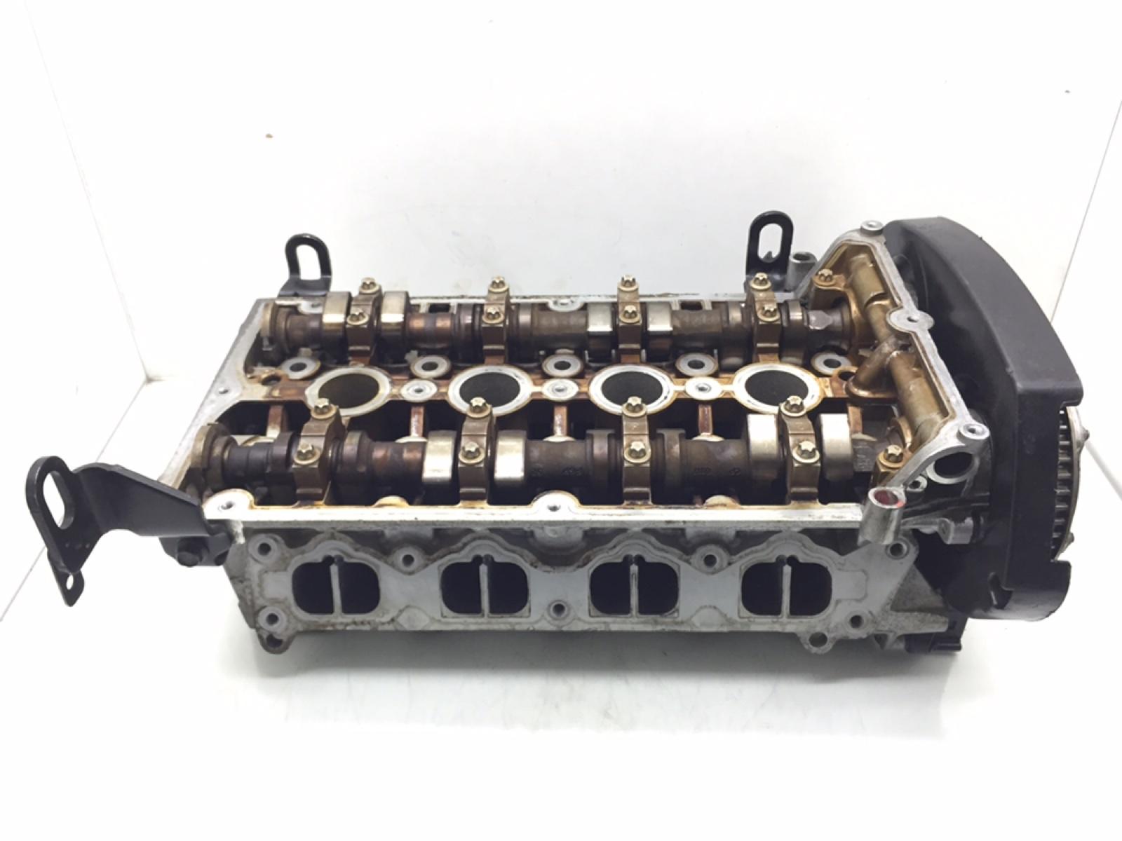 Головка блока цилиндров Chevrolet Aveo T250 1.4 I 2010 (б/у)