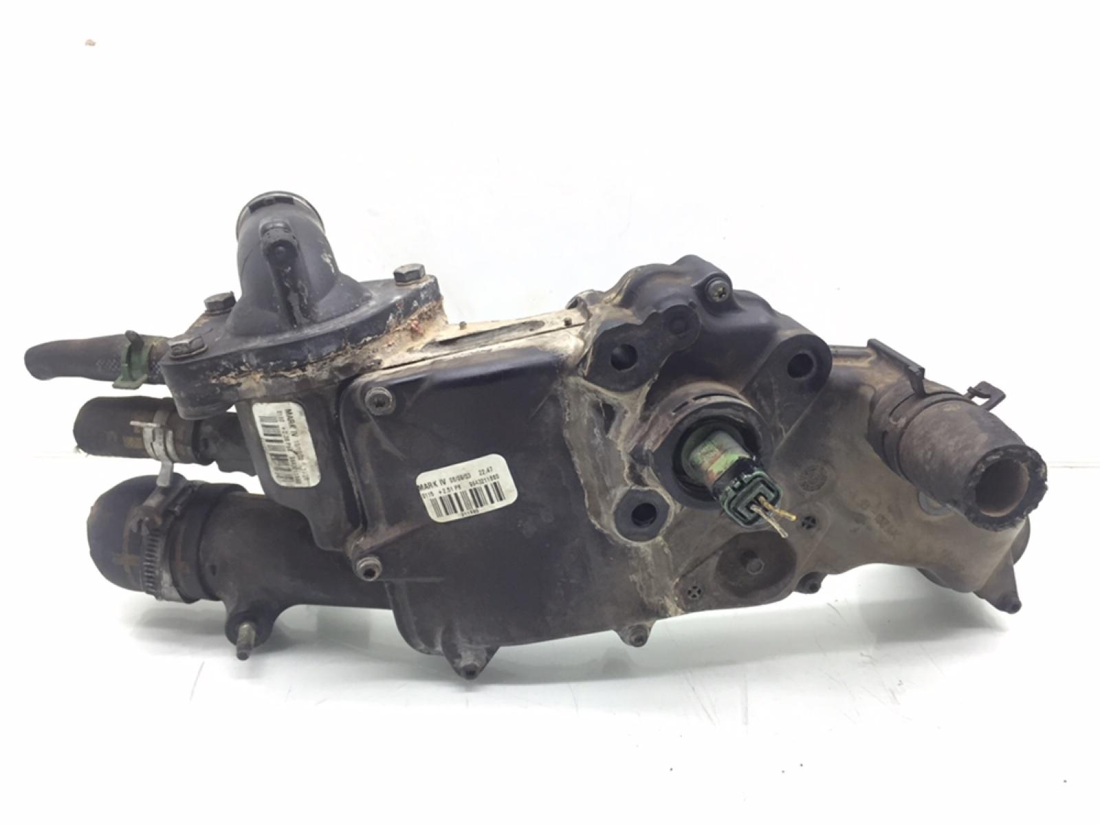 Корпус термостата Peugeot 307 2.0 HDI 2003 (б/у)