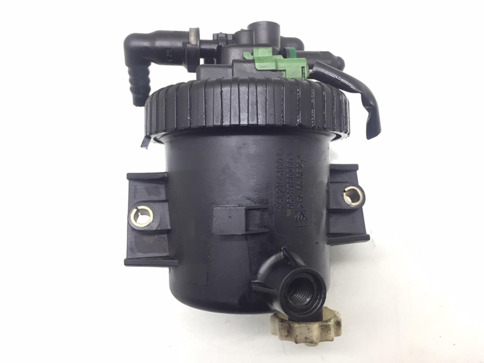 Корпус топливного фильтра Peugeot 307 2.0 HDI 2003 (б/у)