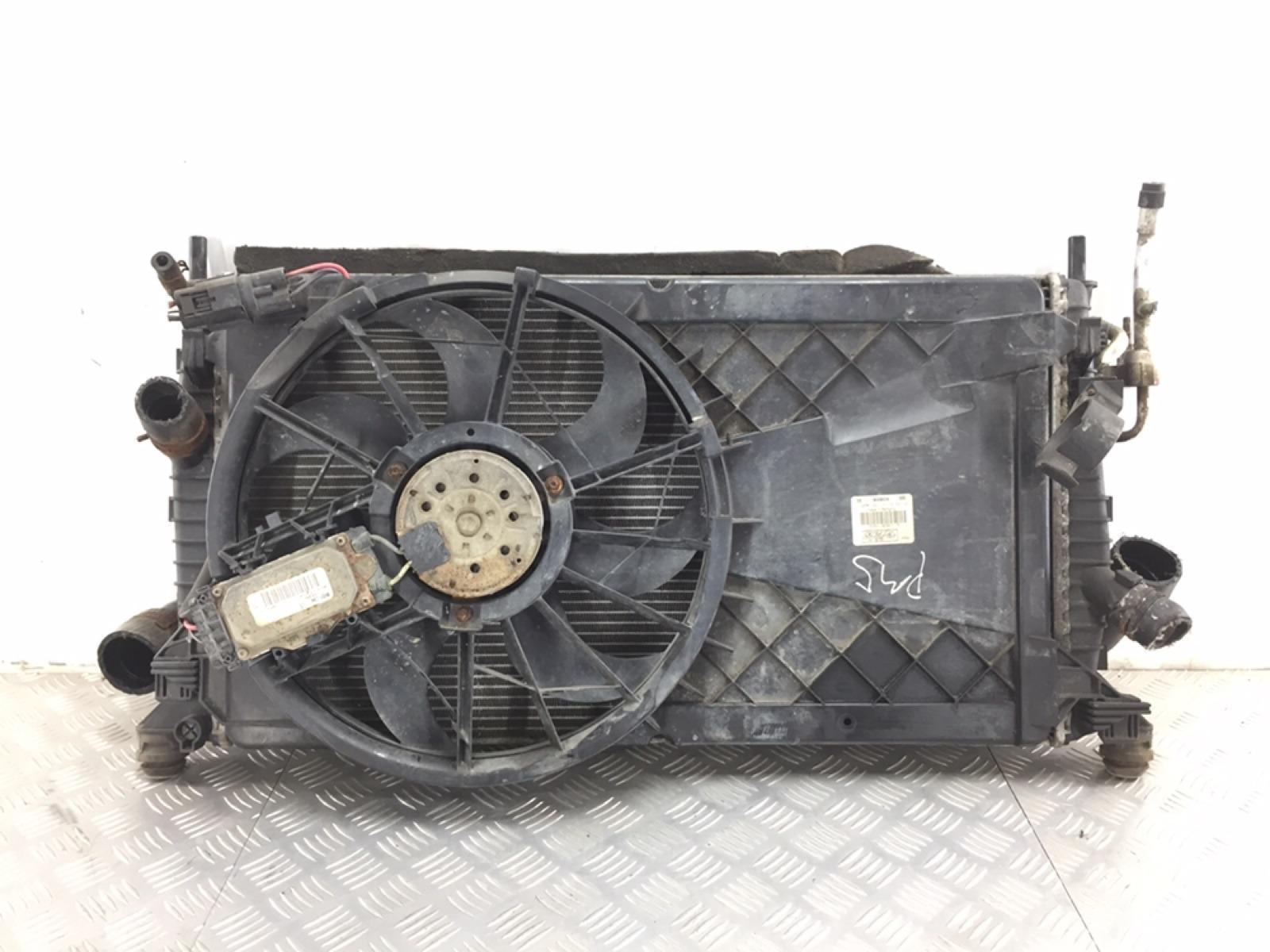 Кассета радиаторов Ford Focus 1.8 TDCI 2008 (б/у)