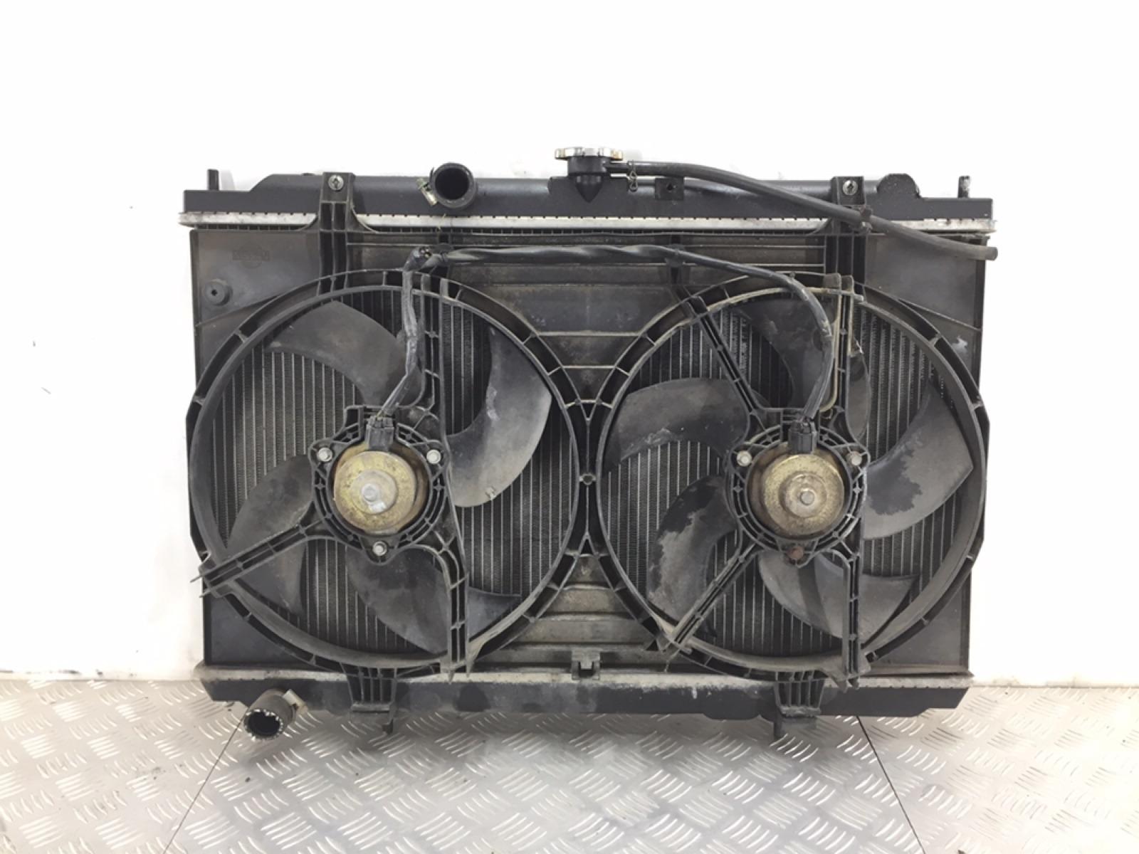 Кассета радиаторов Nissan Almera Tino 1.8 I 2005 (б/у)