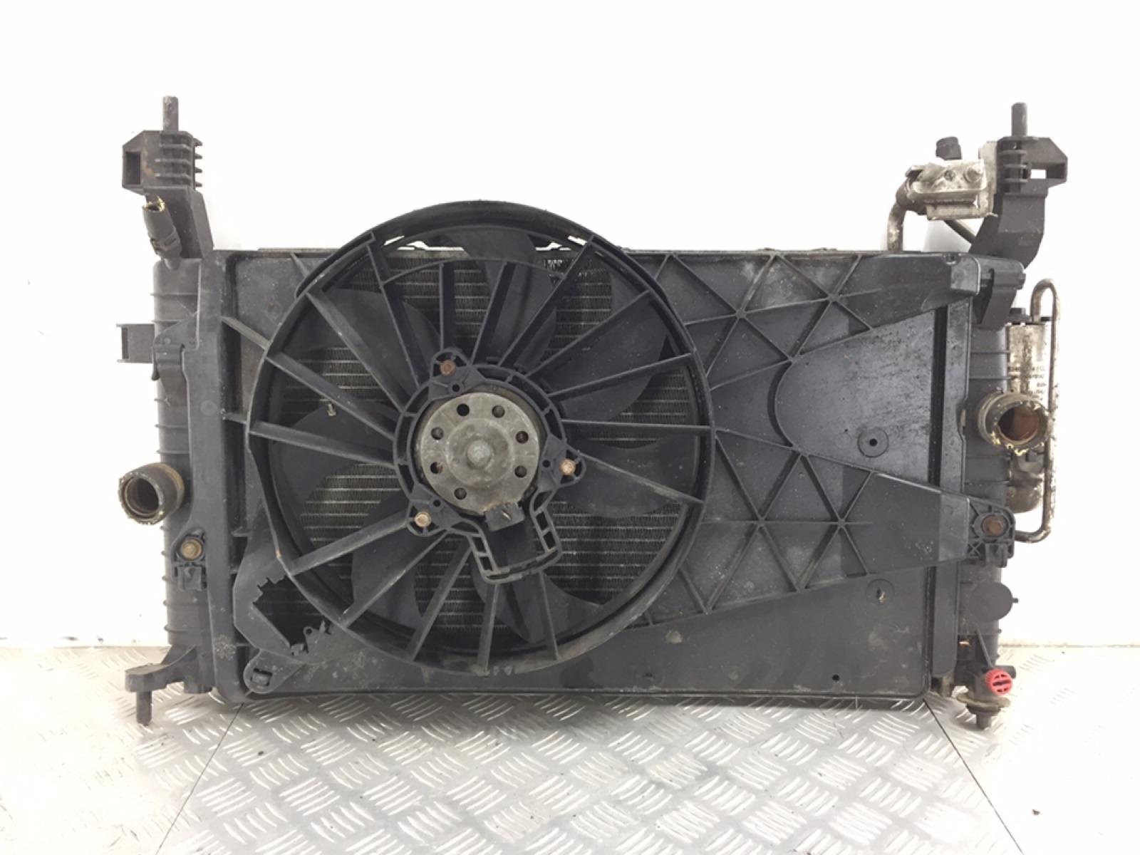 Кассета радиаторов Opel Meriva 1.6 I 2009 (б/у)