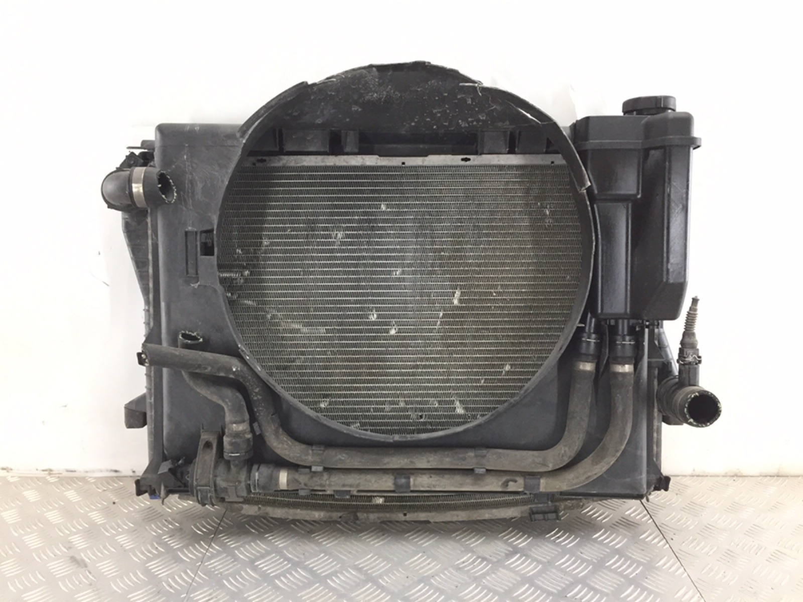 Кассета радиаторов Bmw 5 E39 2.8 I 2000 (б/у)