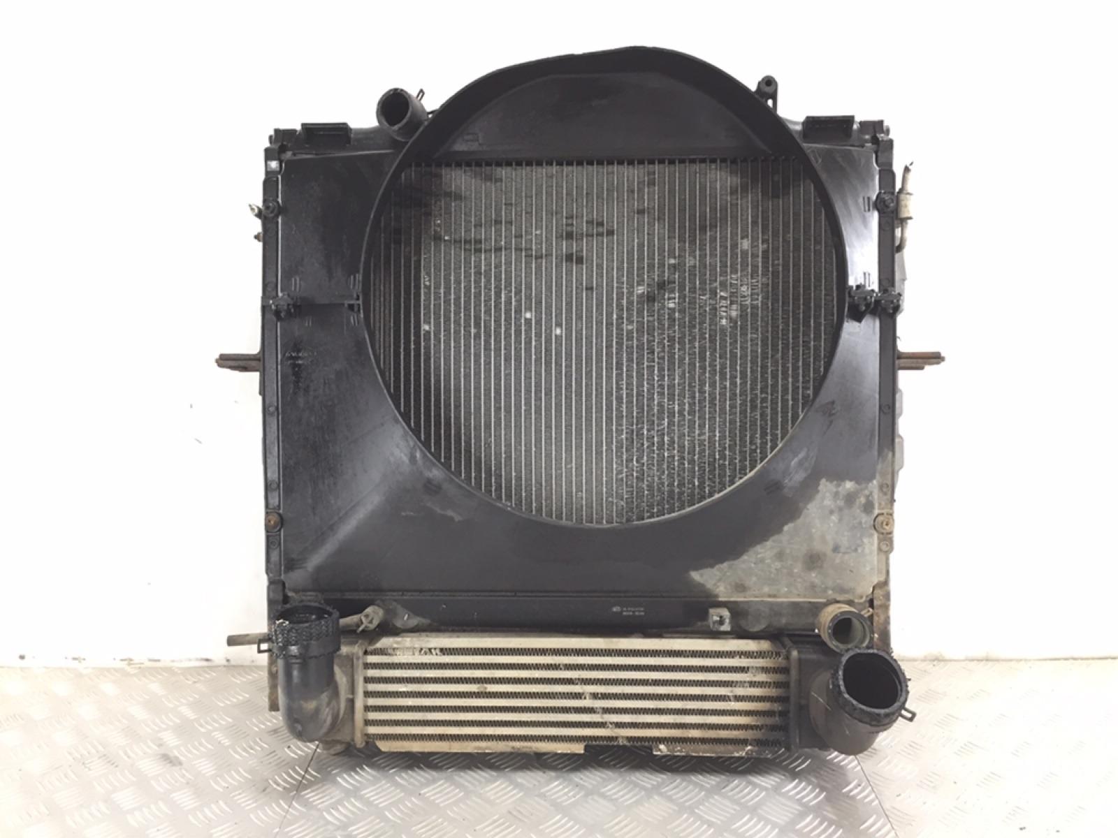 Кассета радиаторов Kia Sorento 2.5 CRDI 2004 (б/у)