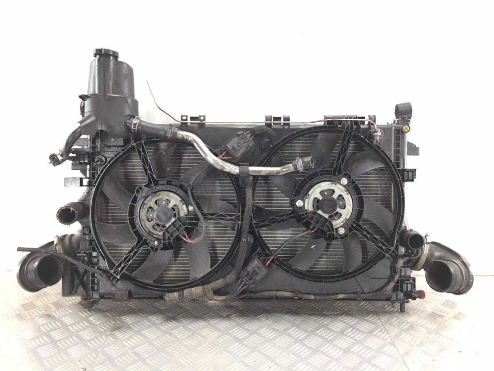 Кассета радиаторов Opel Insignia 2.0 CDTI 2010 (б/у)