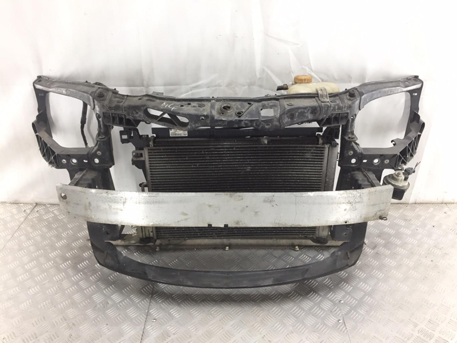 Панель передняя (телевизор) Opel Corsa D 1.2 I 2008 (б/у)