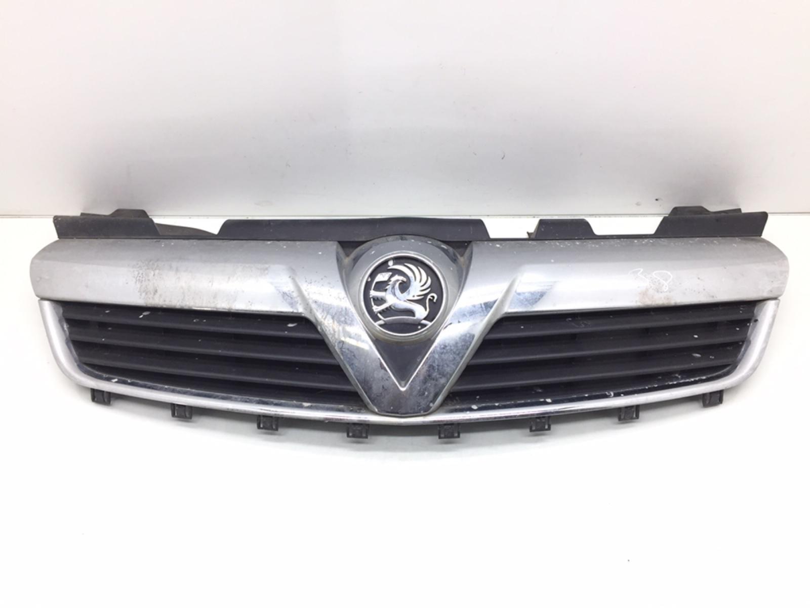 Решетка радиатора Opel Zafira B 1.8 I 2007 (б/у)