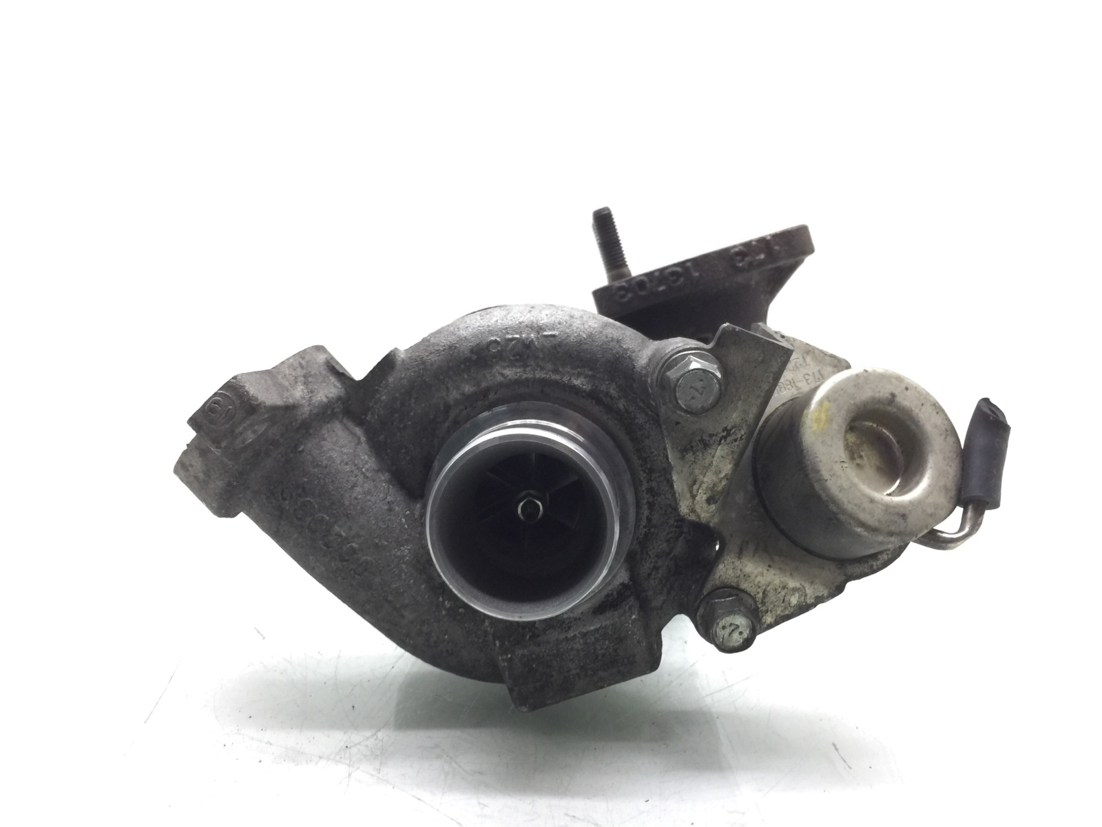 Турбина Peugeot 307 1.6 HDI 2005 (б/у)