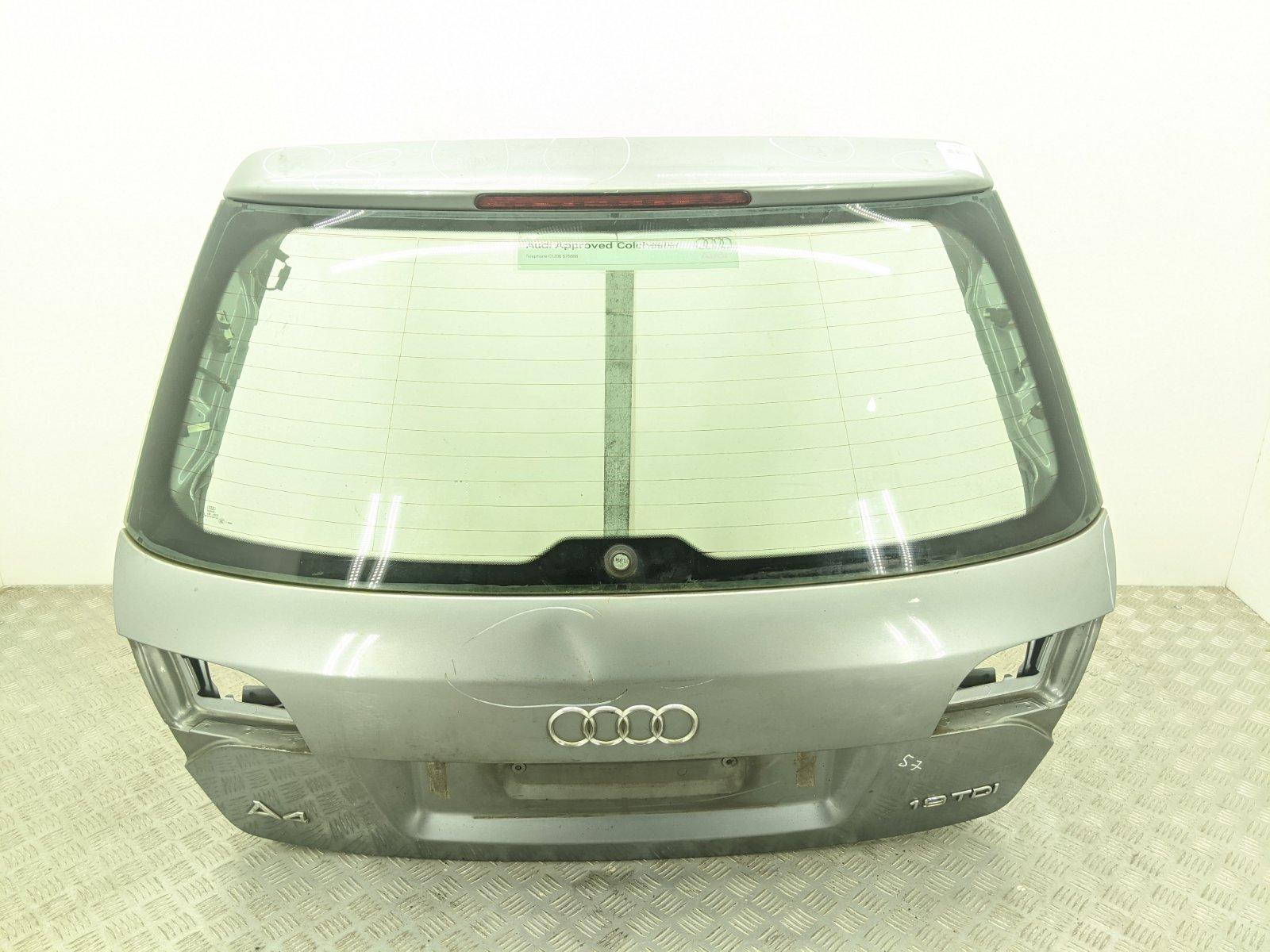 Крышка багажника Audi A4 B7 1.9 TDI 2006 (б/у)
