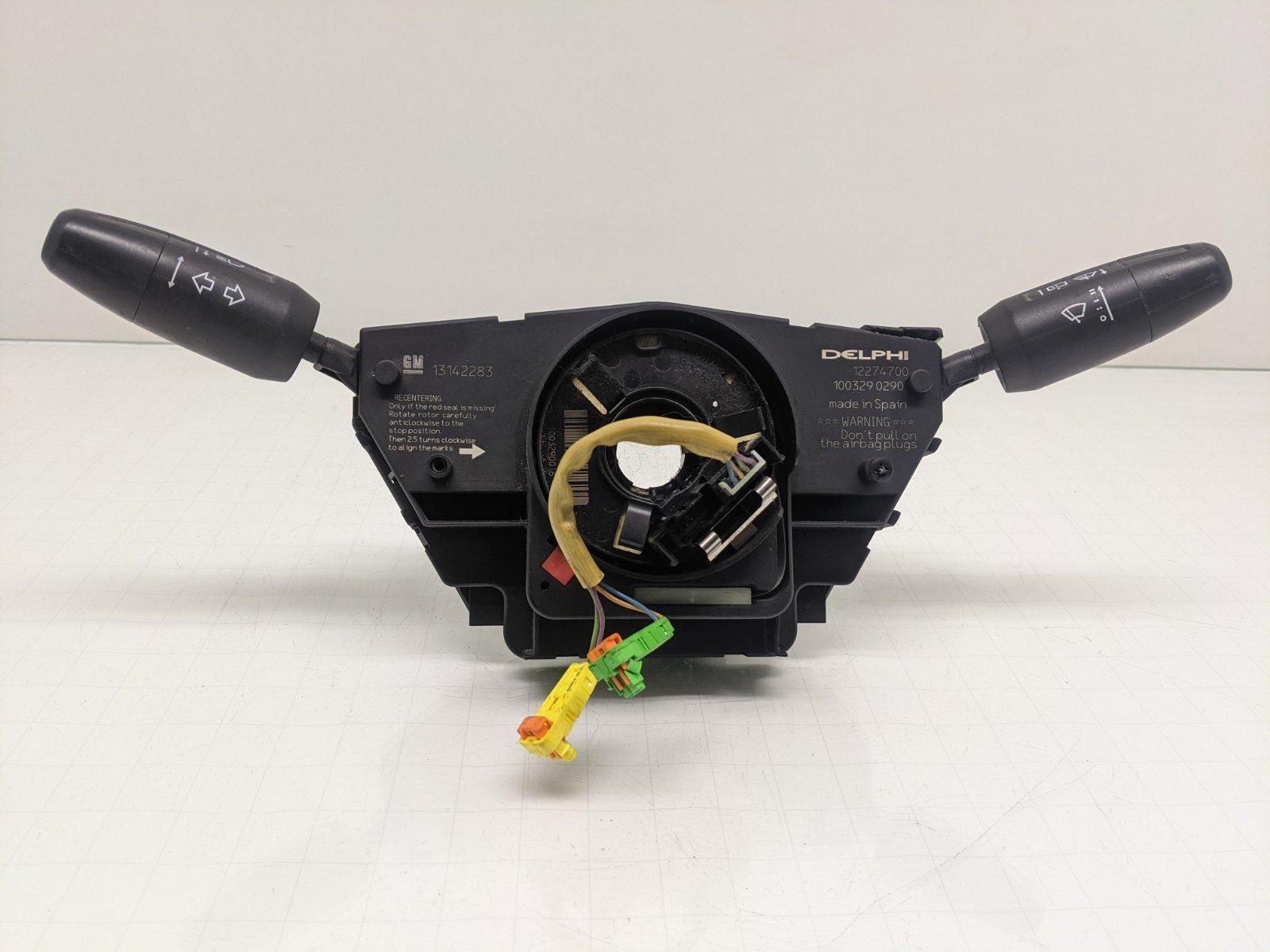 Переключатель подрулевой (стрекоза) Opel Corsa D 1.3 CDTI 2010 (б/у)