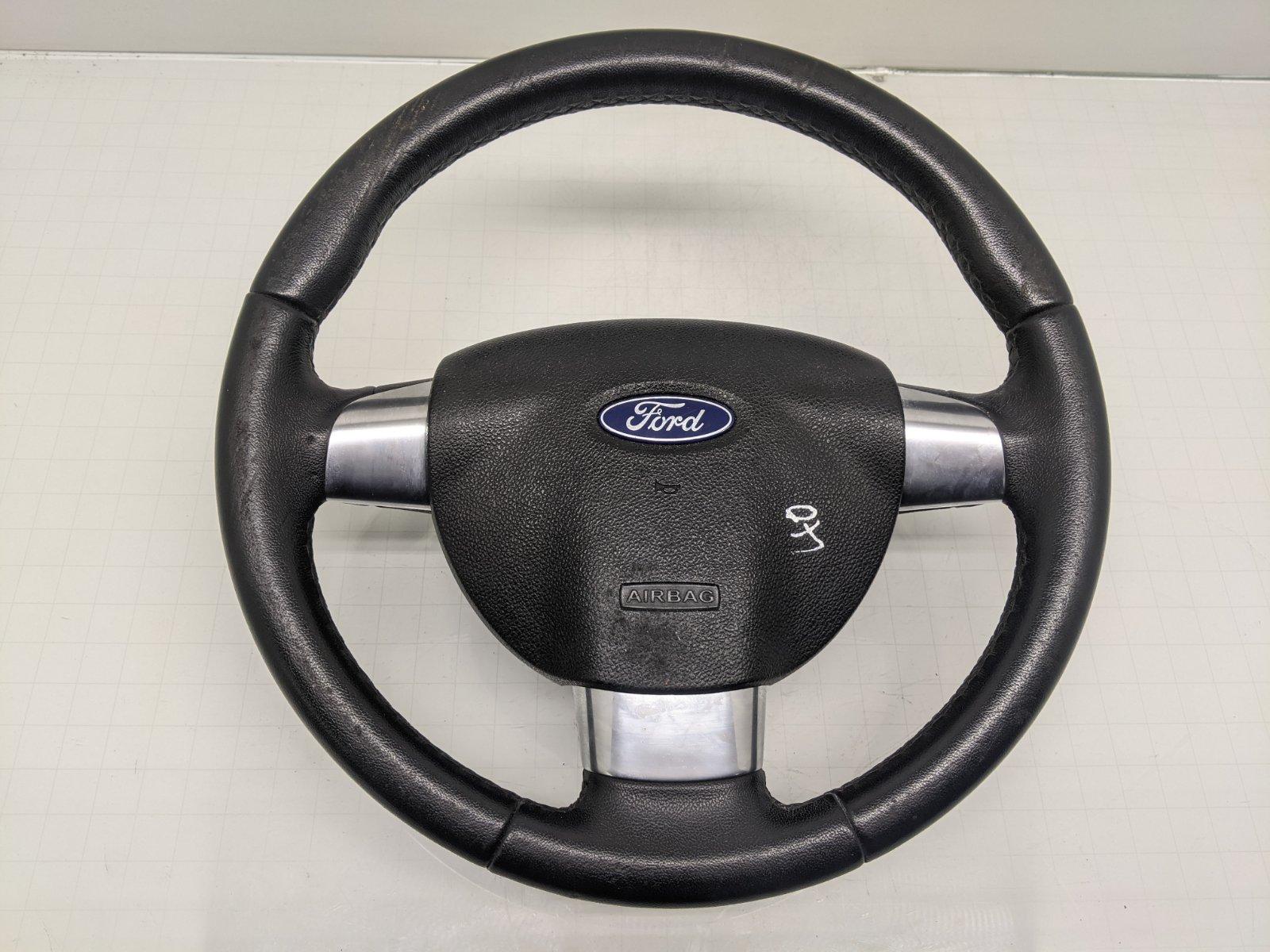 Руль Ford Focus 2 2.0 TDCI 2009 (б/у)