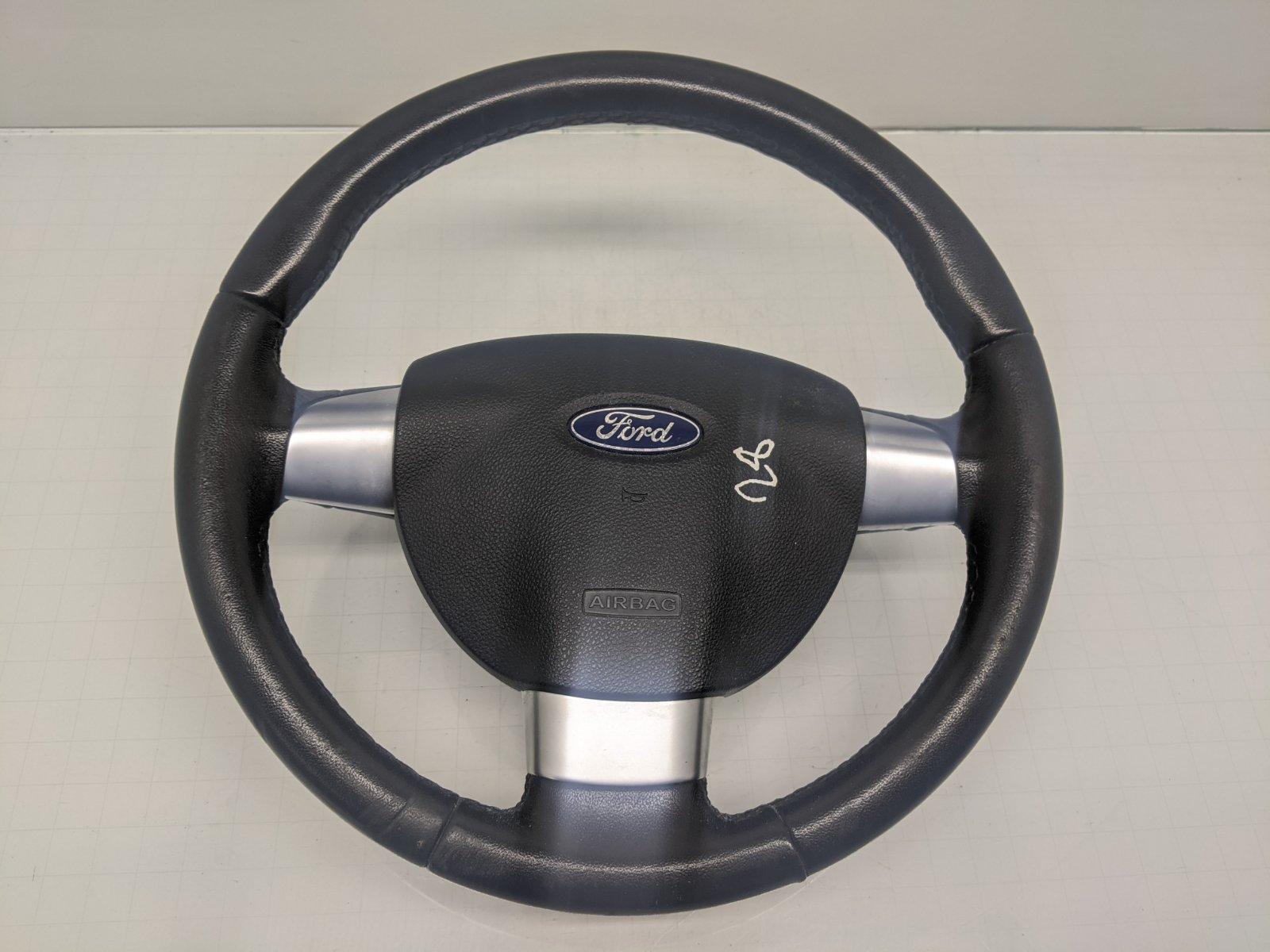 Руль Ford Focus 2 1.6 I 2006 (б/у)