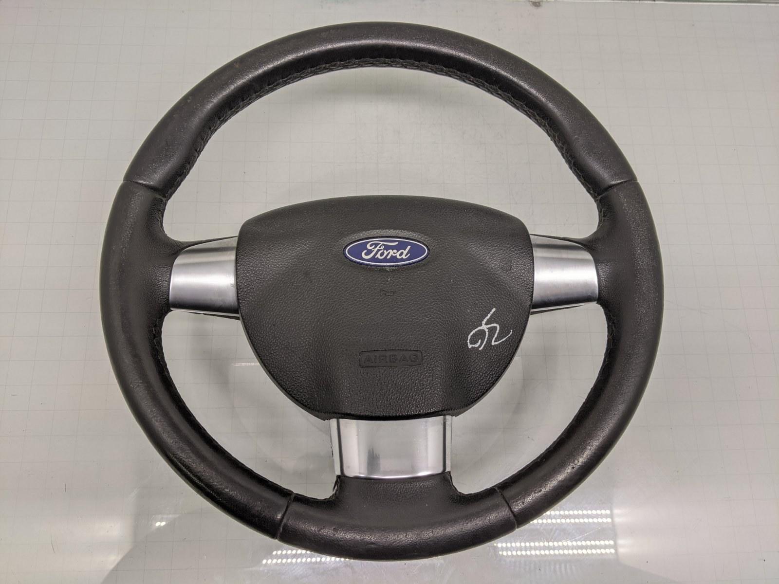 Руль Ford Focus 2 1.6 I 2008 (б/у)