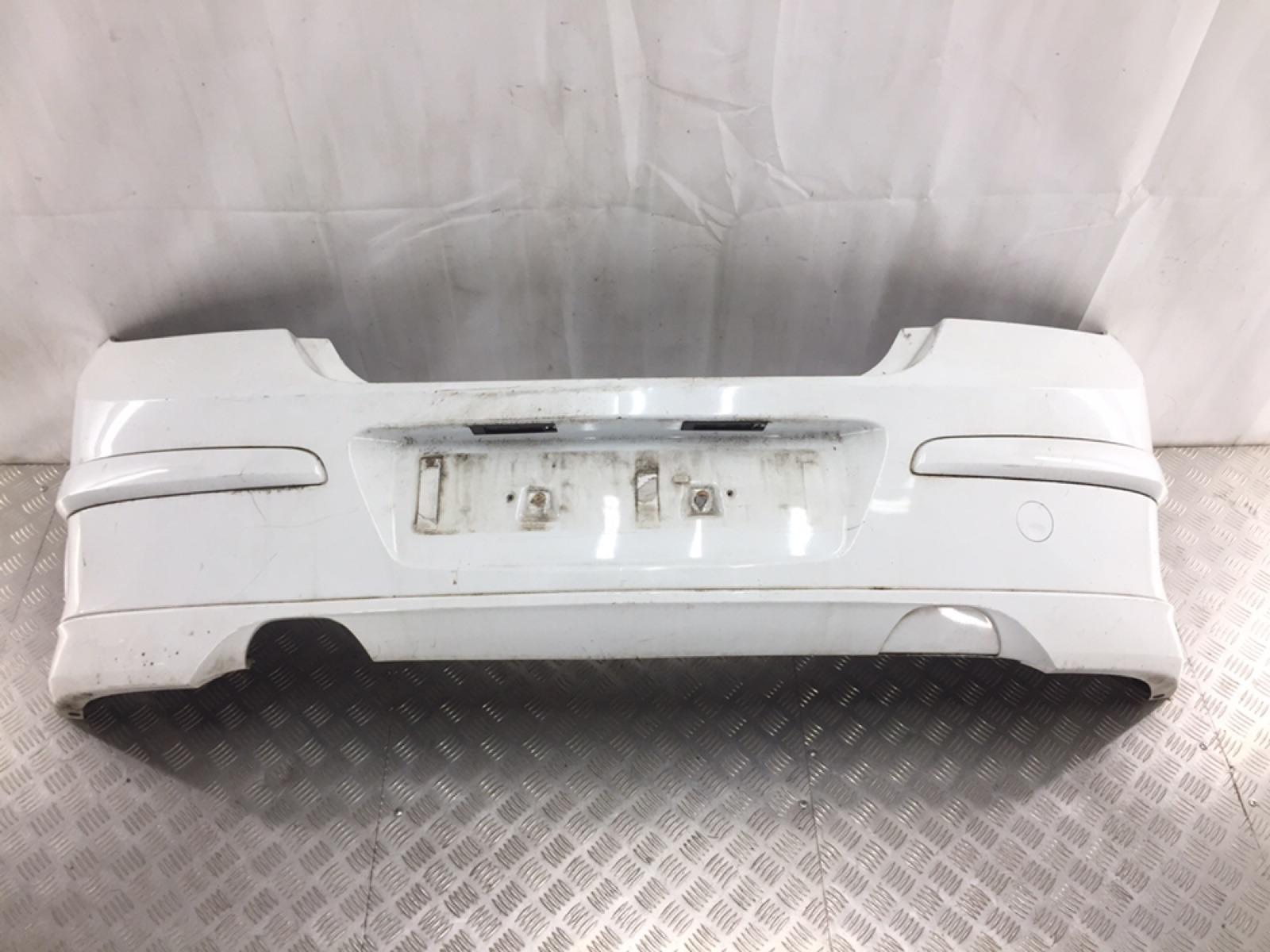 Бампер задний Opel Astra H 1.8 I 2009 (б/у)