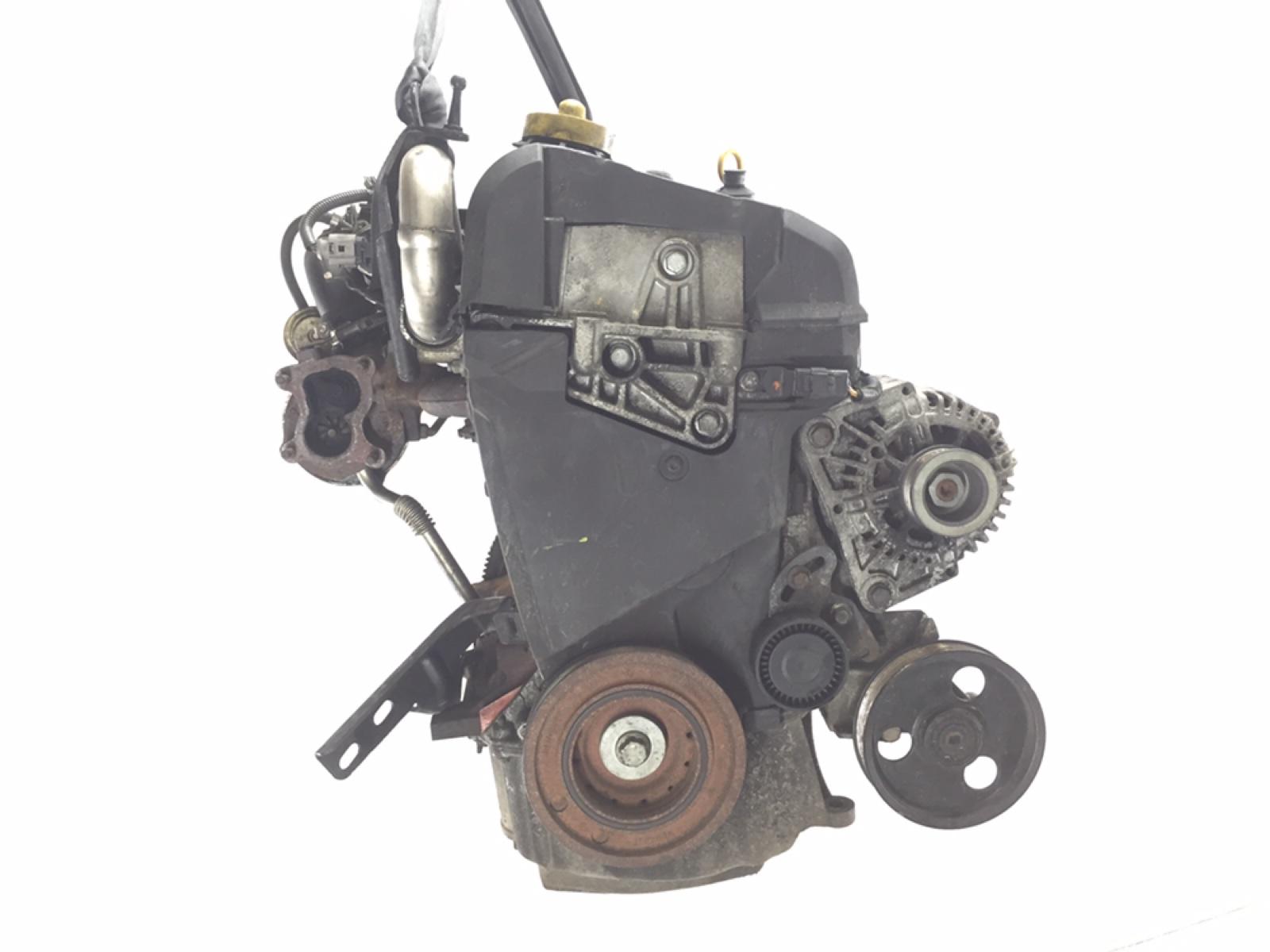 Двигатель Nissan Micra K12 1.5 DCI 2003 (б/у)