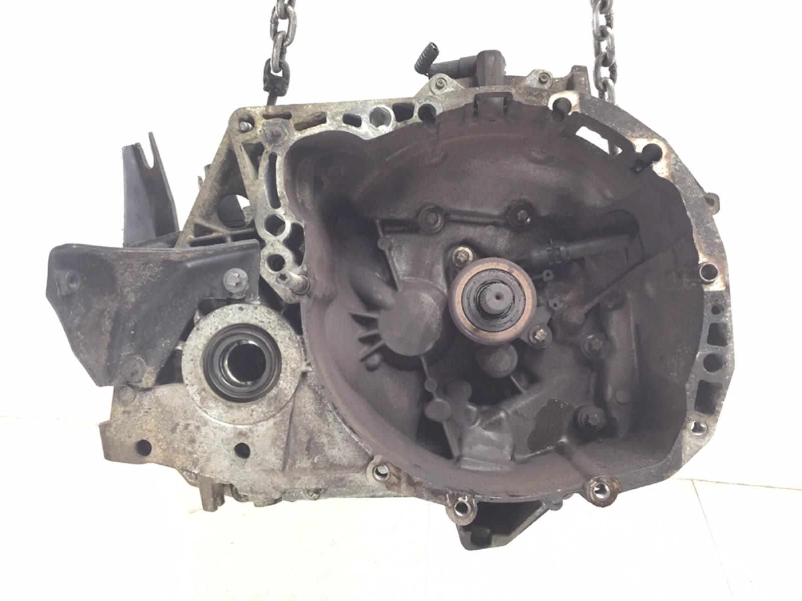 Кпп механическая (мкпп) Nissan Micra K12 1.5 DCI 2003 (б/у)