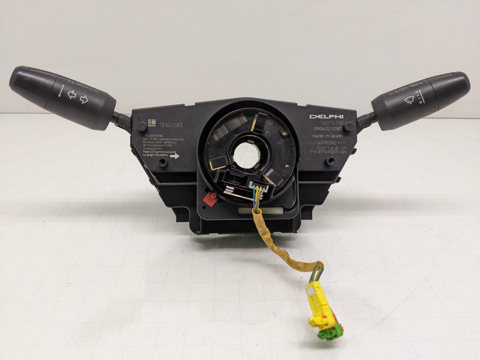 Переключатель подрулевой (стрекоза) Opel Corsa D 1.4 I 2009 (б/у)