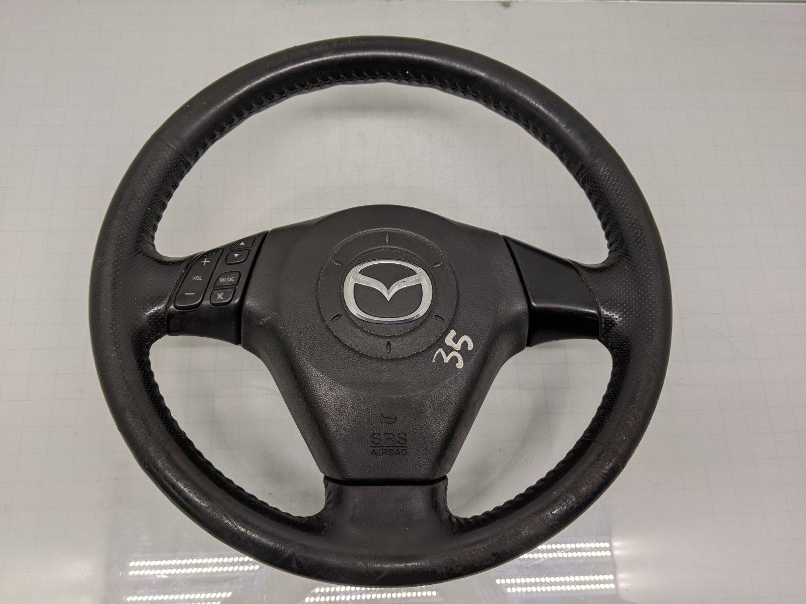 Руль Mazda 5 2.0 I 2006 (б/у)