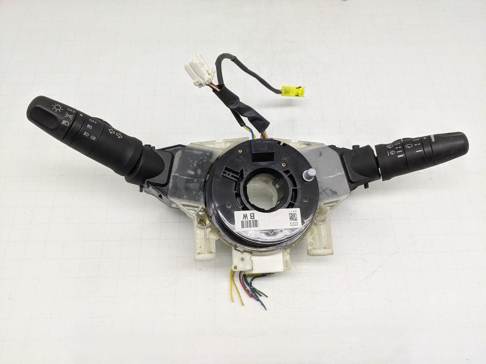 Переключатель подрулевой (стрекоза) Nissan Primera P12 1.8 I 2005 (б/у)