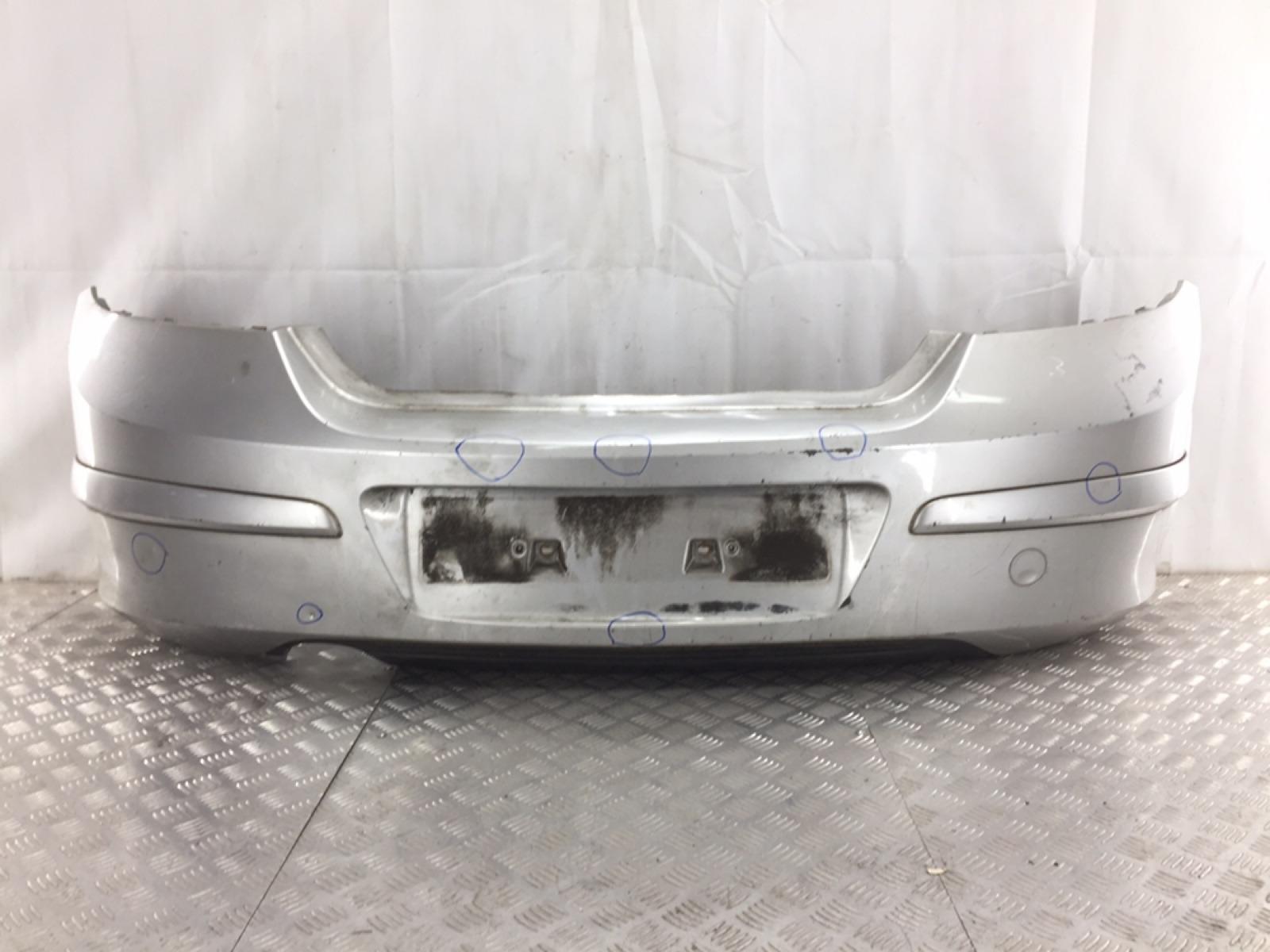 Бампер задний Opel Astra H 1.9 CDTI 2008 (б/у)