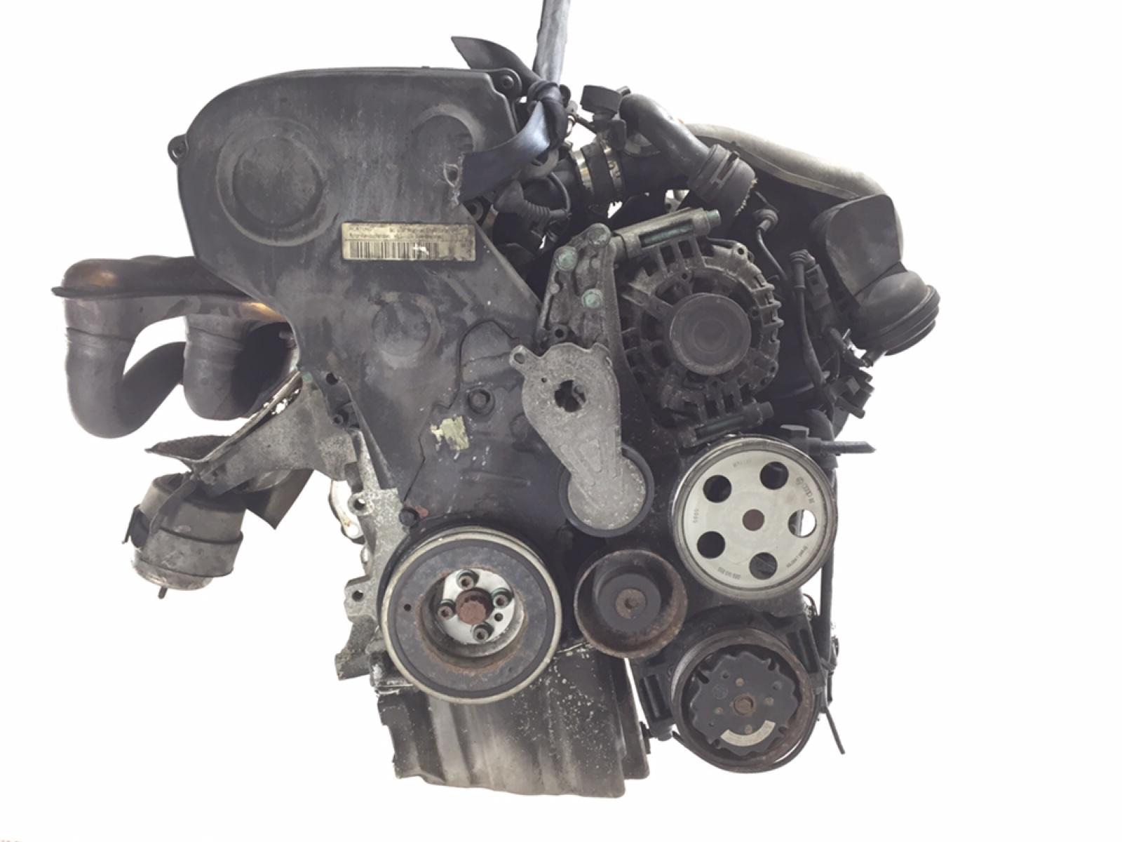 Двигатель Audi A4 B6 2.0 I 2001 (б/у)