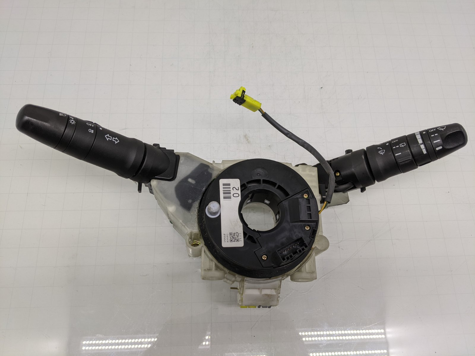 Переключатель подрулевой (стрекоза) Nissan Micra K12 1.5 DCI 2003 (б/у)